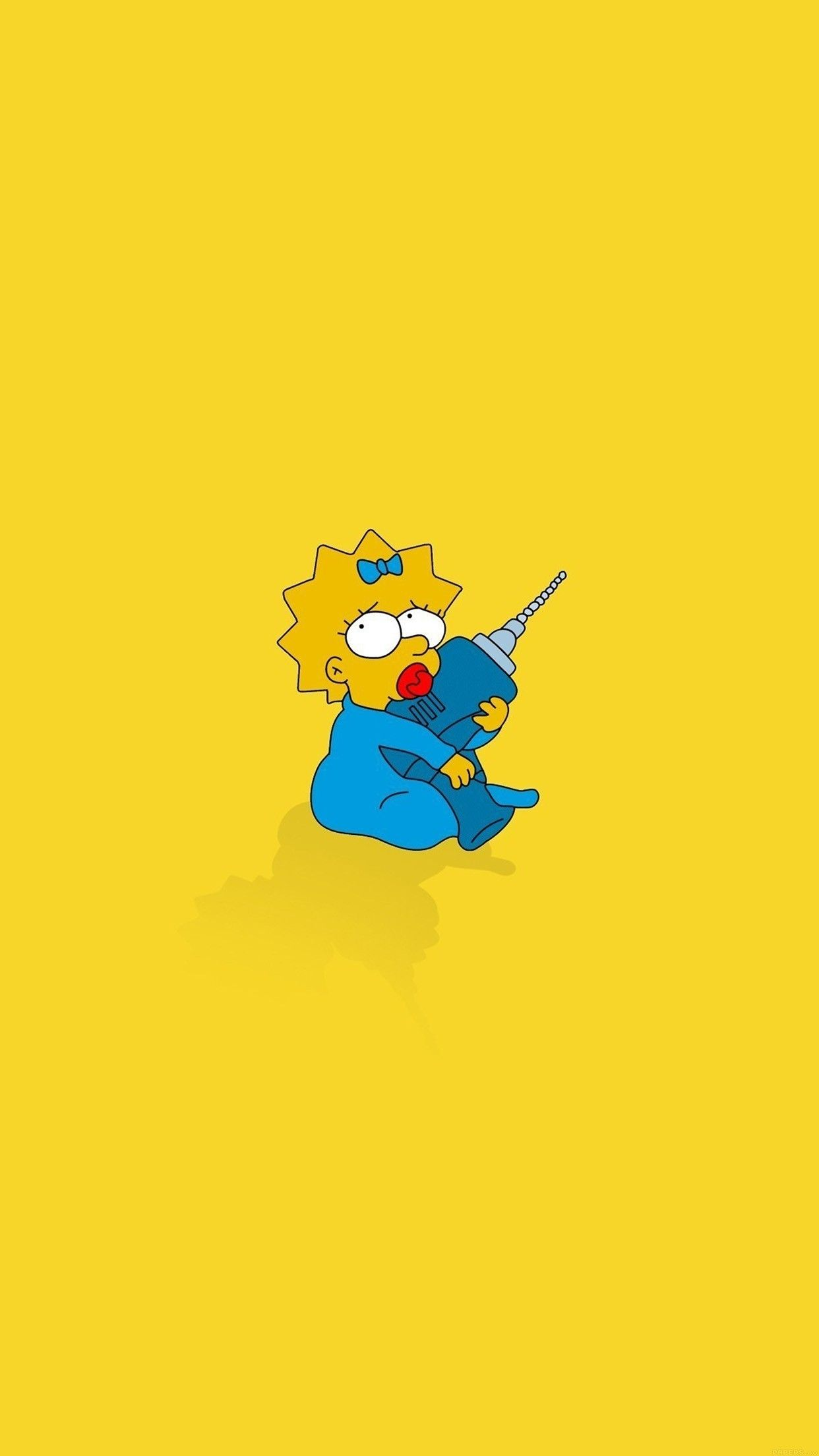 Simpsons Aesthetic Wallpapers On Wallpaperdog