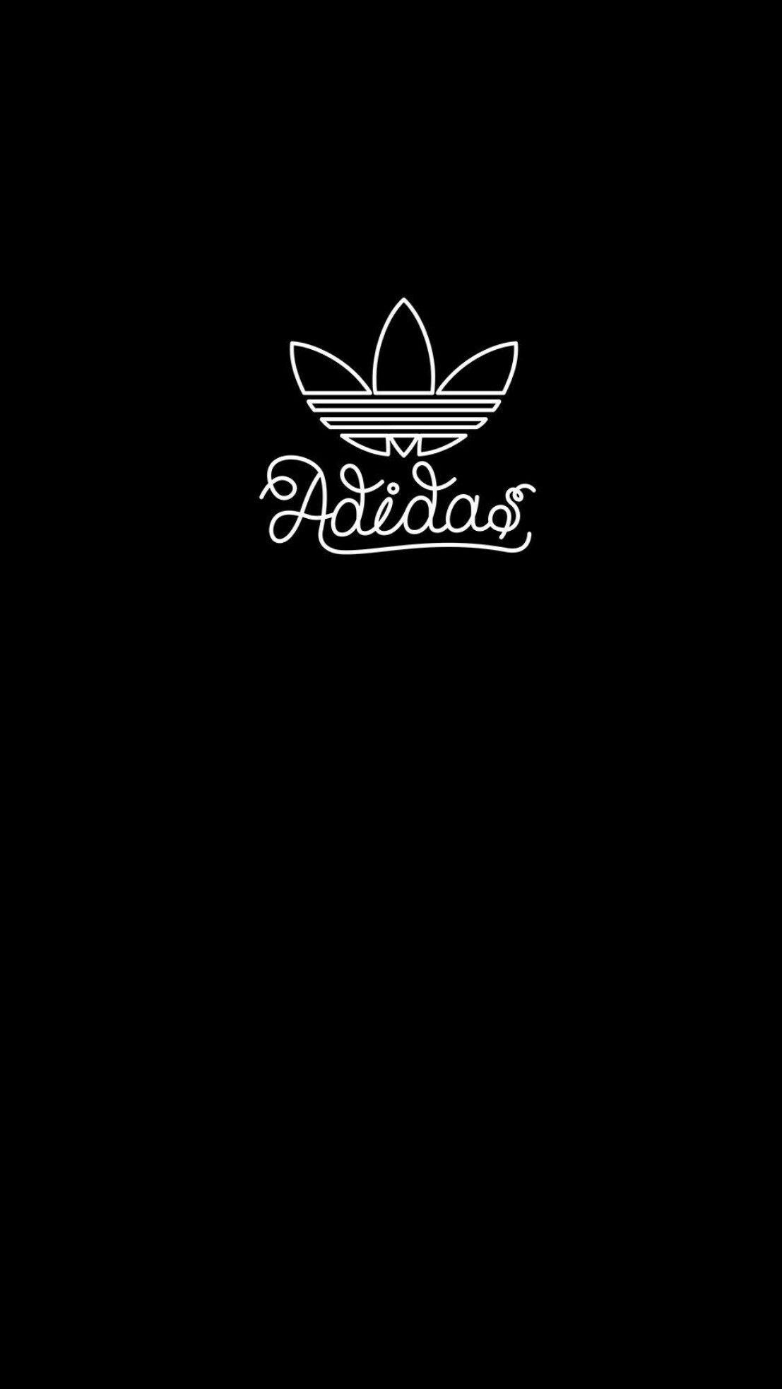 Girls Adidas Logo Iphone Wallpapers On Wallpaperdog