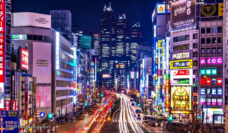 Shinjuku Wallpapers On Wallpaperdog
