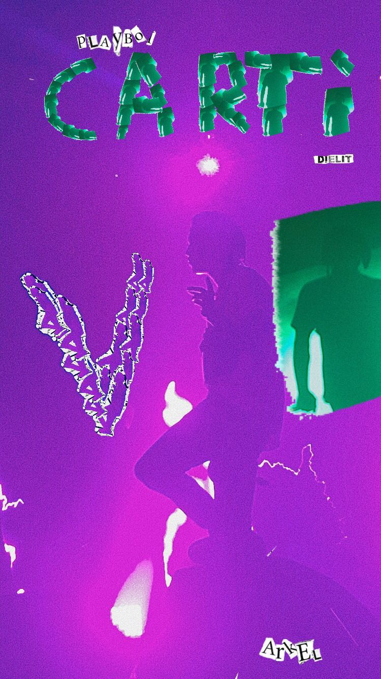 Playboi Carti Vlone Wallpapers On Wallpaperdog