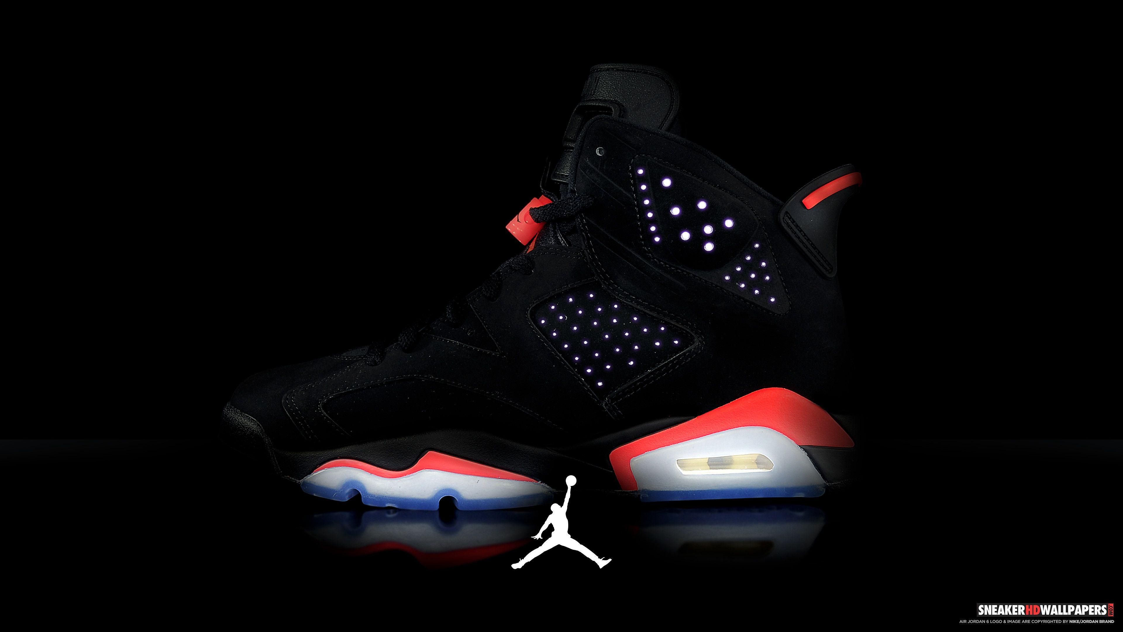 Retro Air Jordan Shoes Wallpapers On