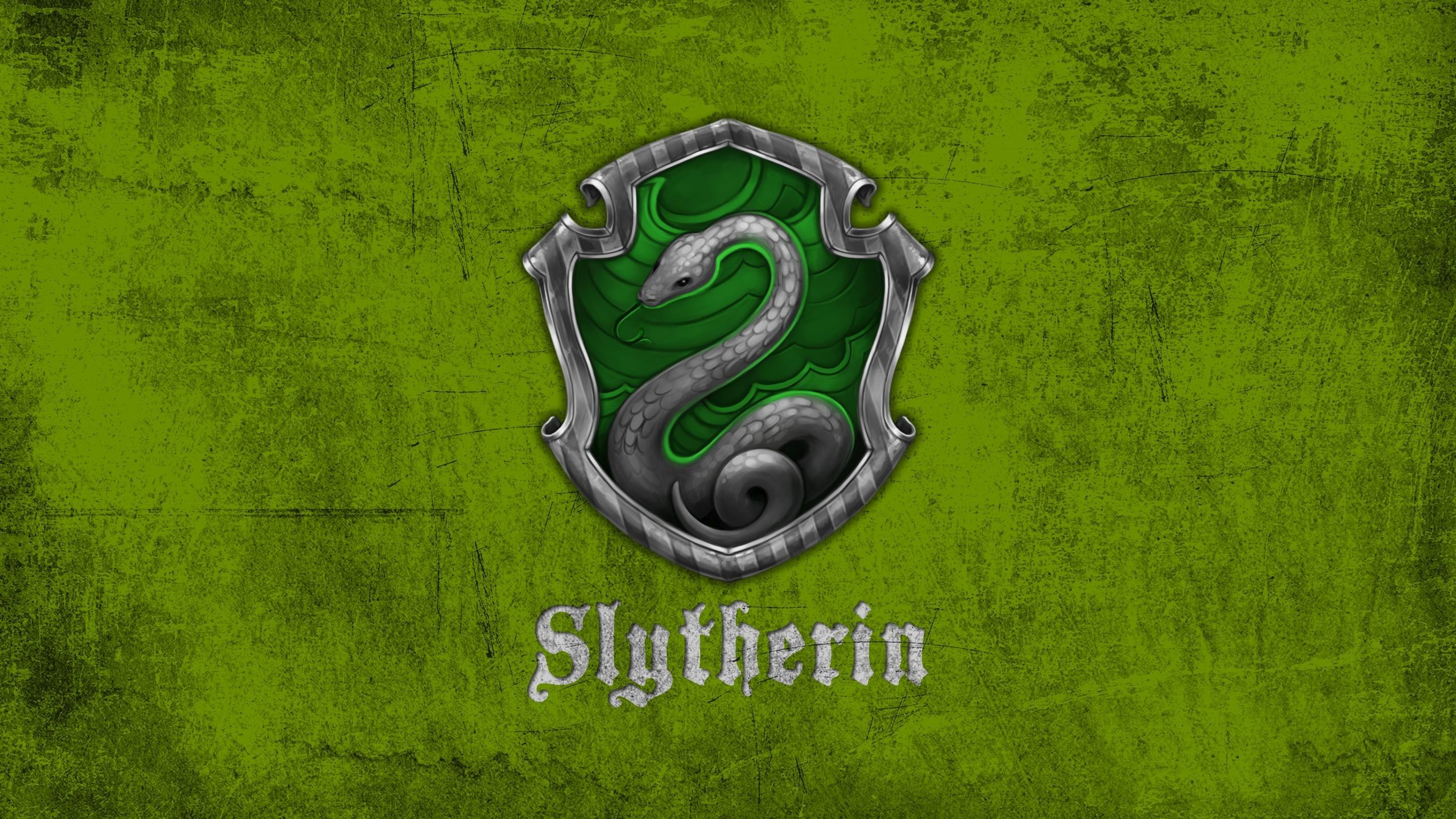 Slytherin Harry Potter Computer Wallpapers On Wallpaperdog