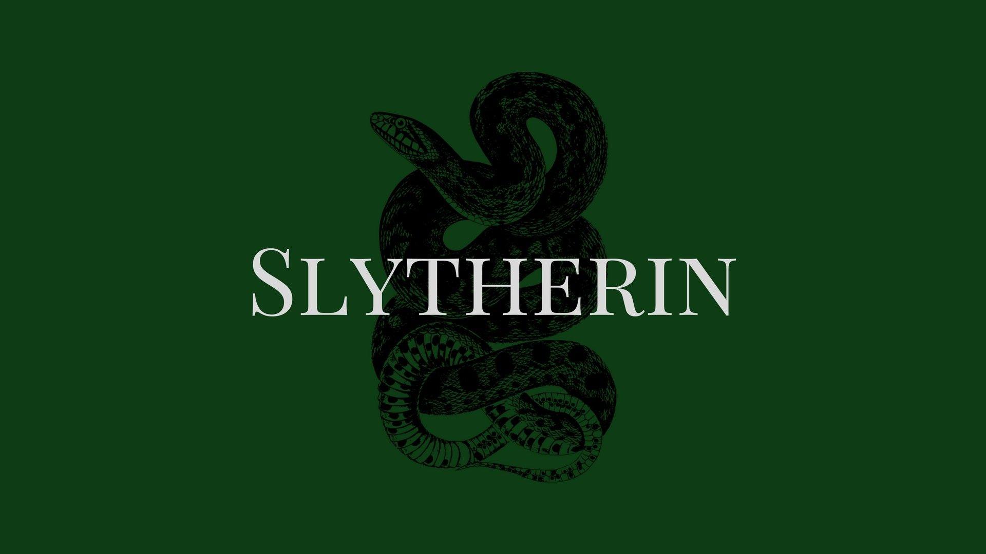 Slytherin Aesthetic Desktop Wallpapers On Wallpaperdog