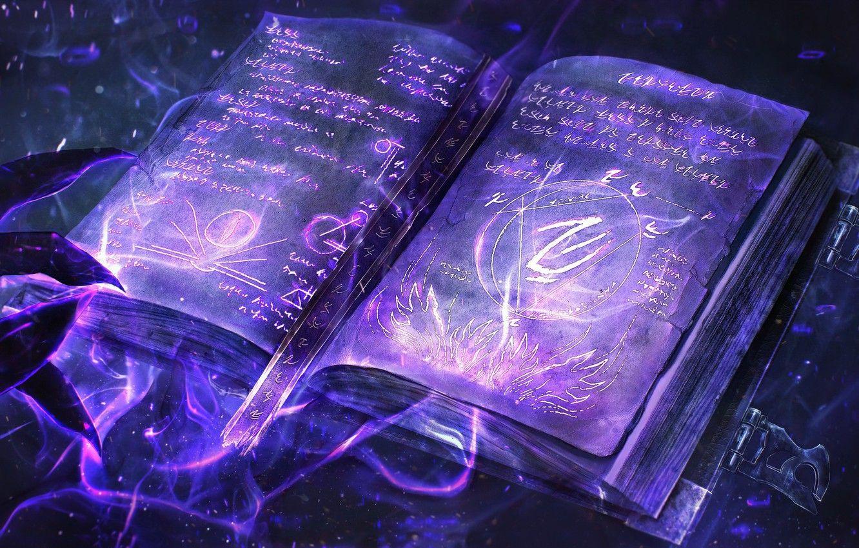 Magic Books Wallpapers on WallpaperDog