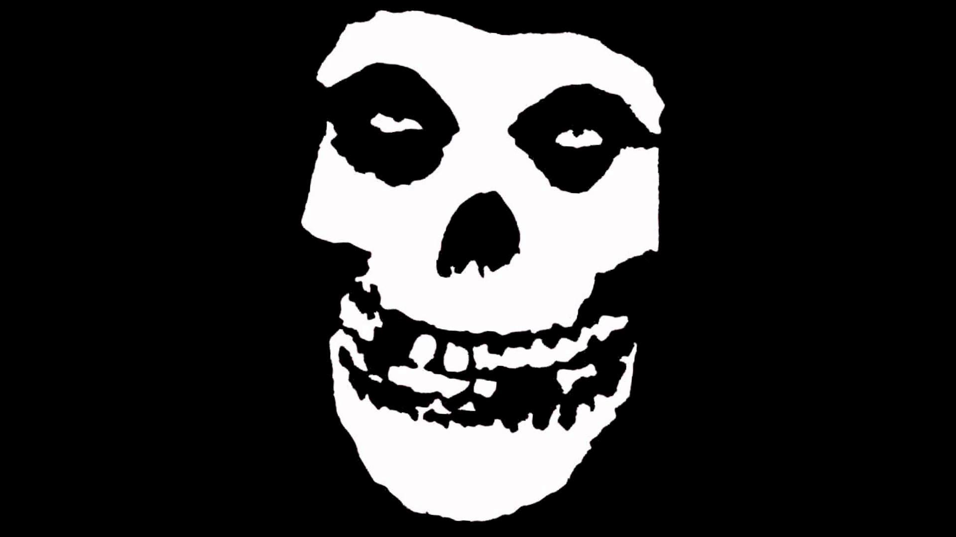 Misfits Skull Wallpapers On Wallpaperdog