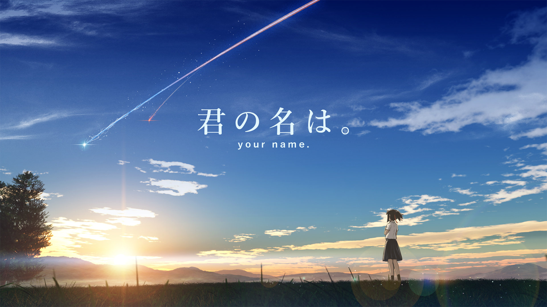 Your Name Wallpapers On Wallpaperdog