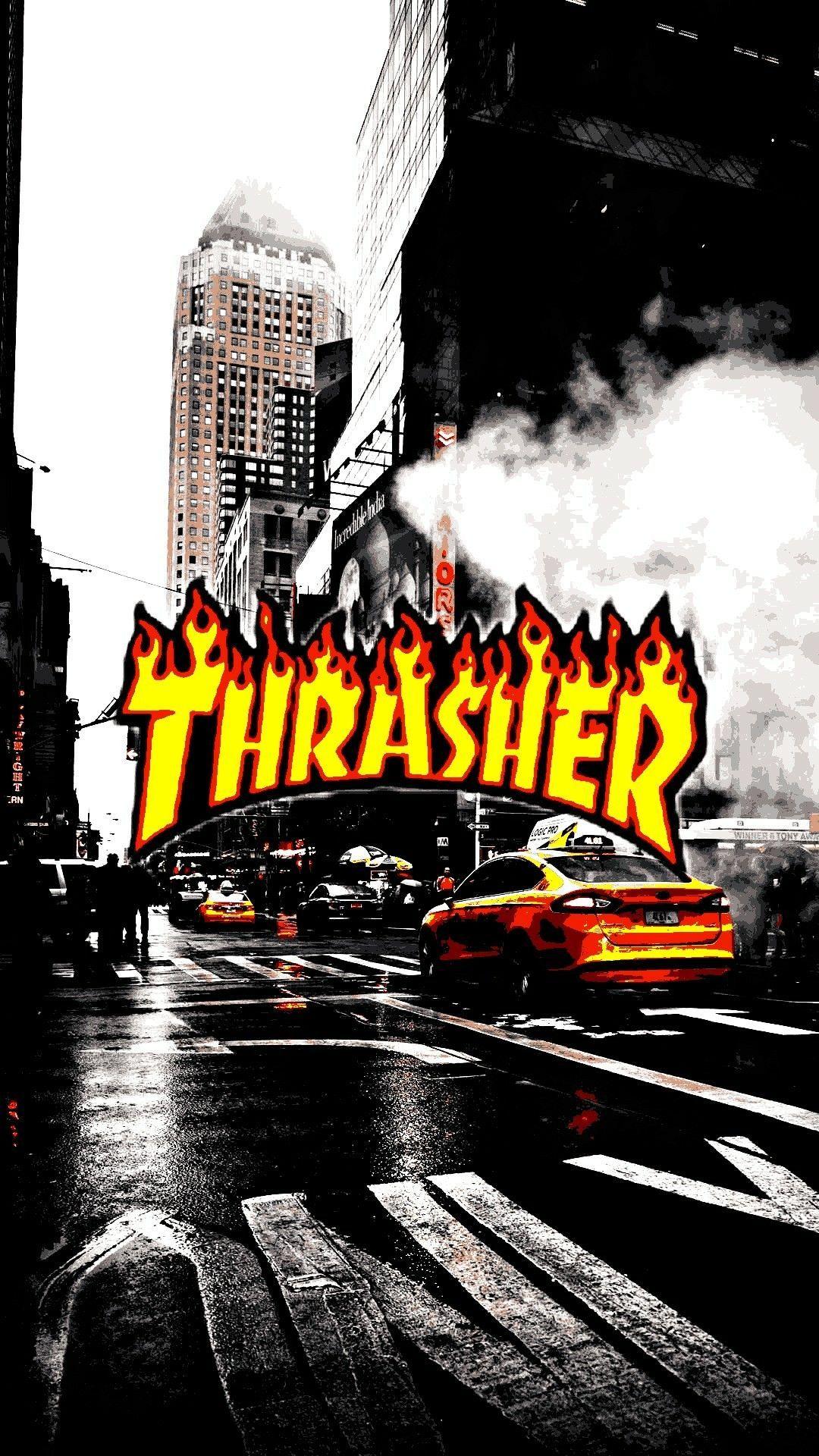 Aesthetix Thrasher Wallpapers on ...