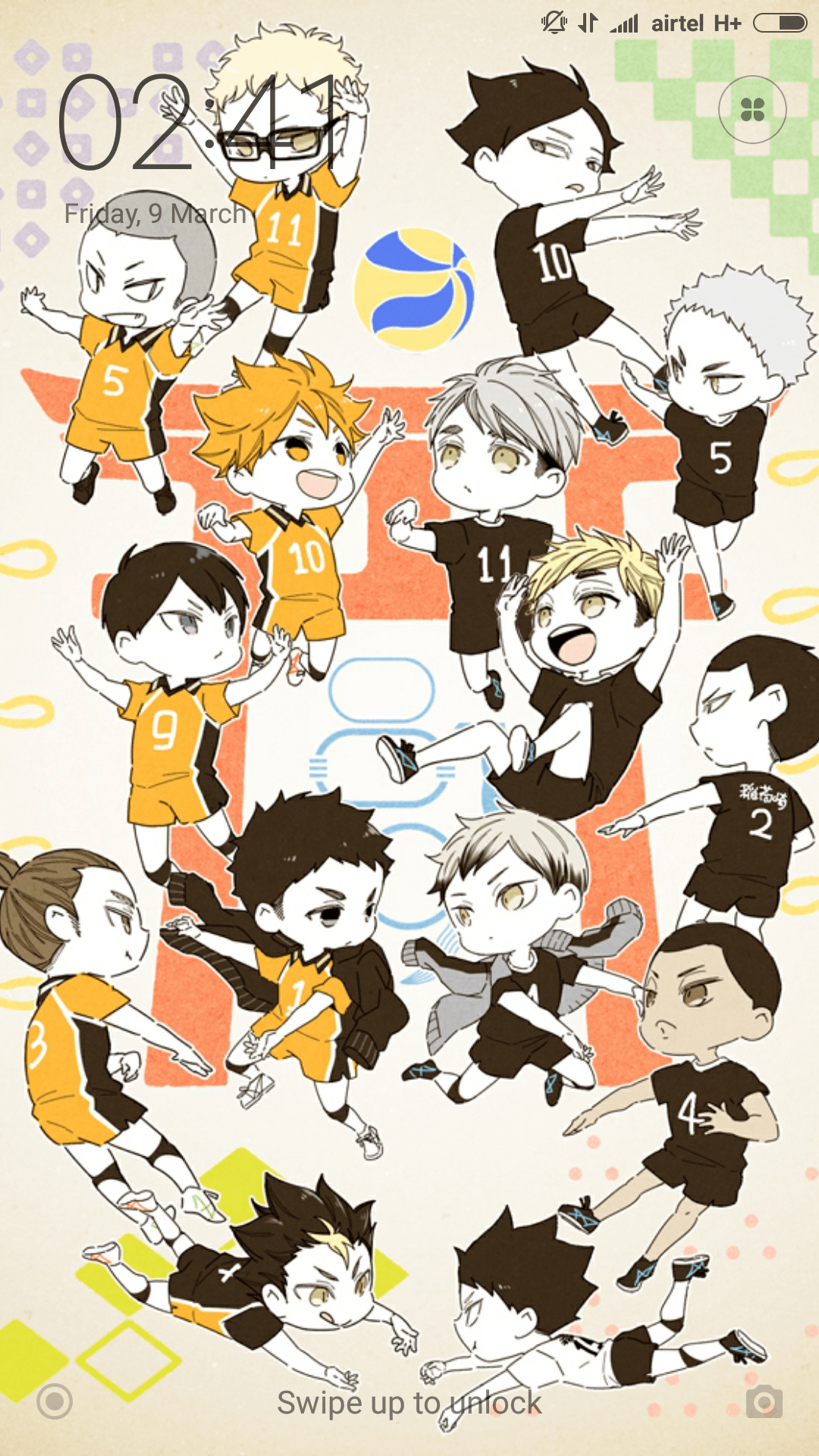 Haikyuu Laptop Wallpapers On Wallpaperdog