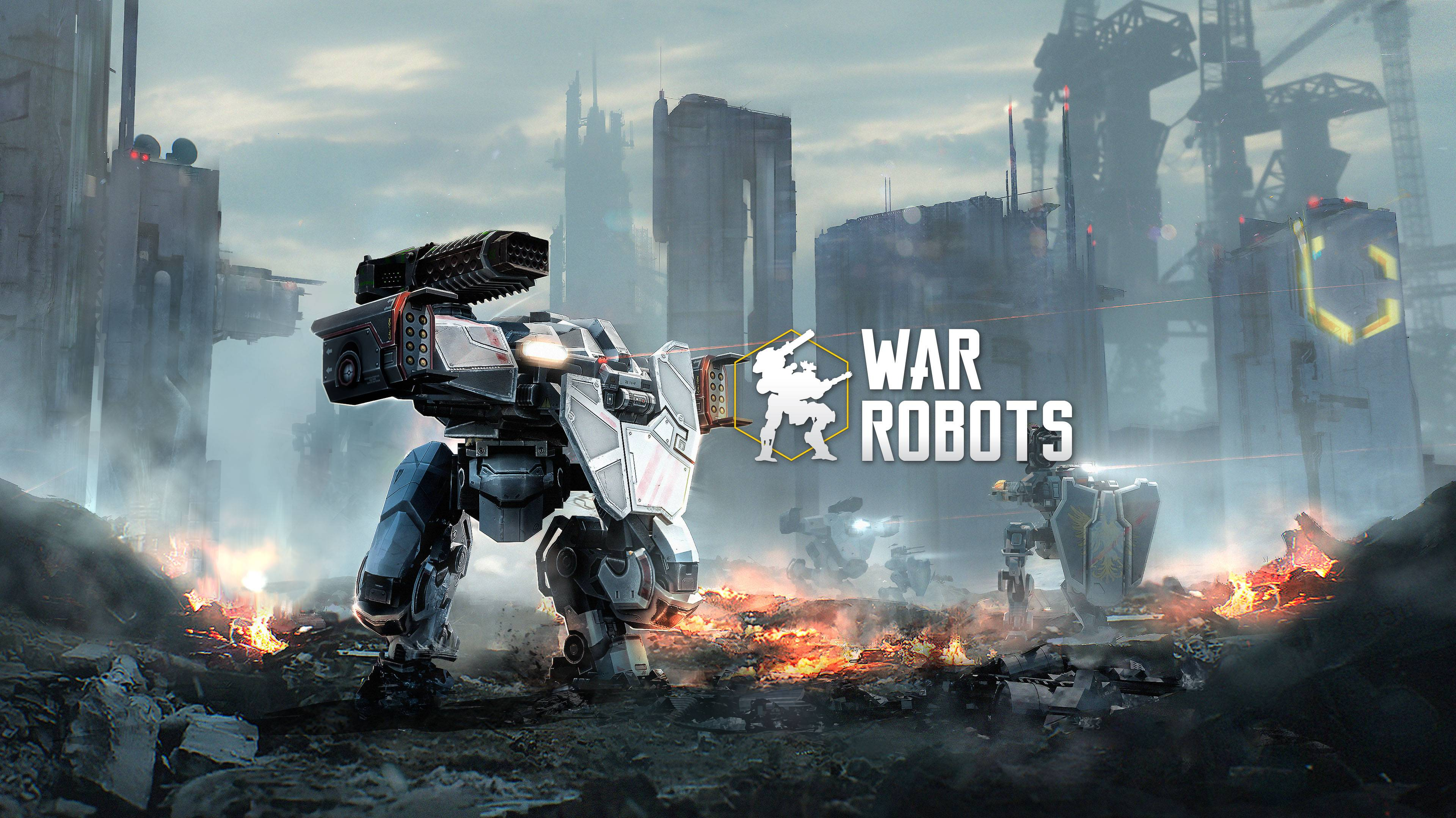 War Robots Wallpapers On Wallpaperdog