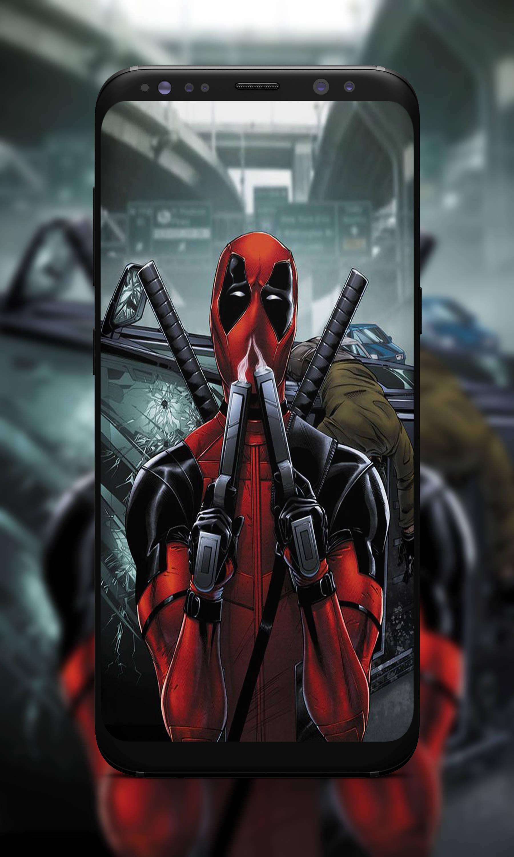 Deadpool 2 Wallpapers On Wallpaperdog