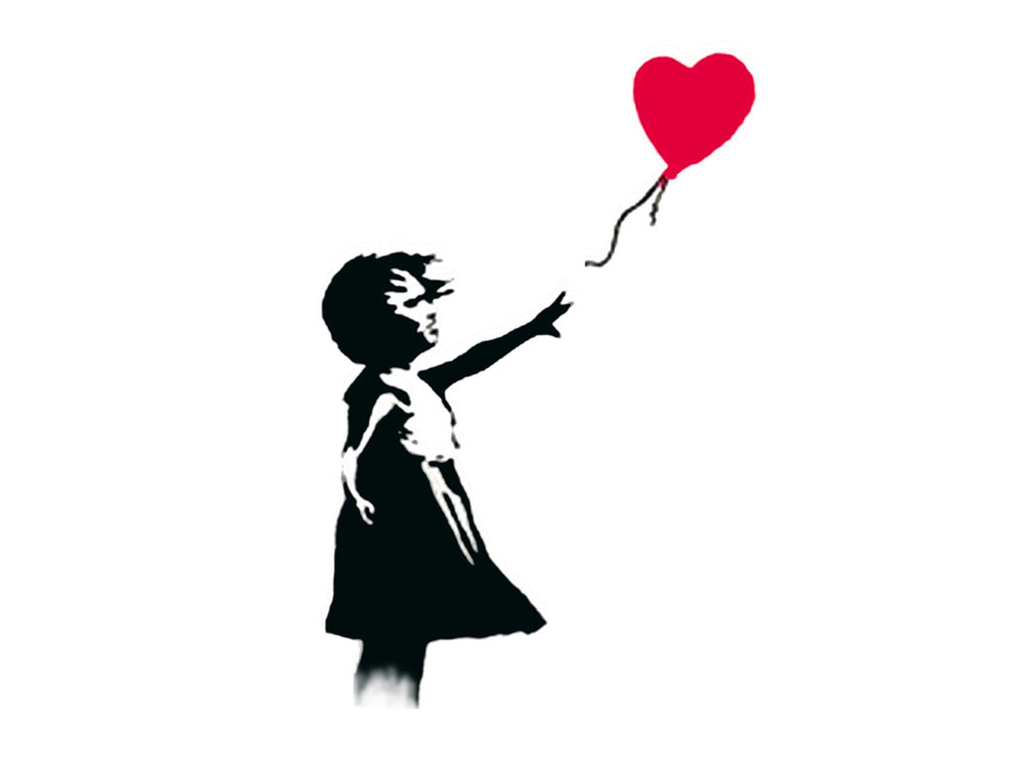 Banksy Girl Wallpapers On Wallpaperdog