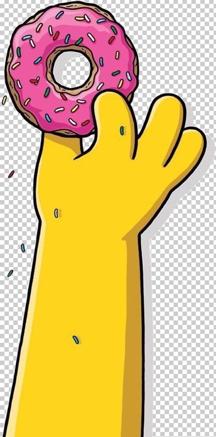 Cartoon Donut Wallpapers On Wallpaperdog