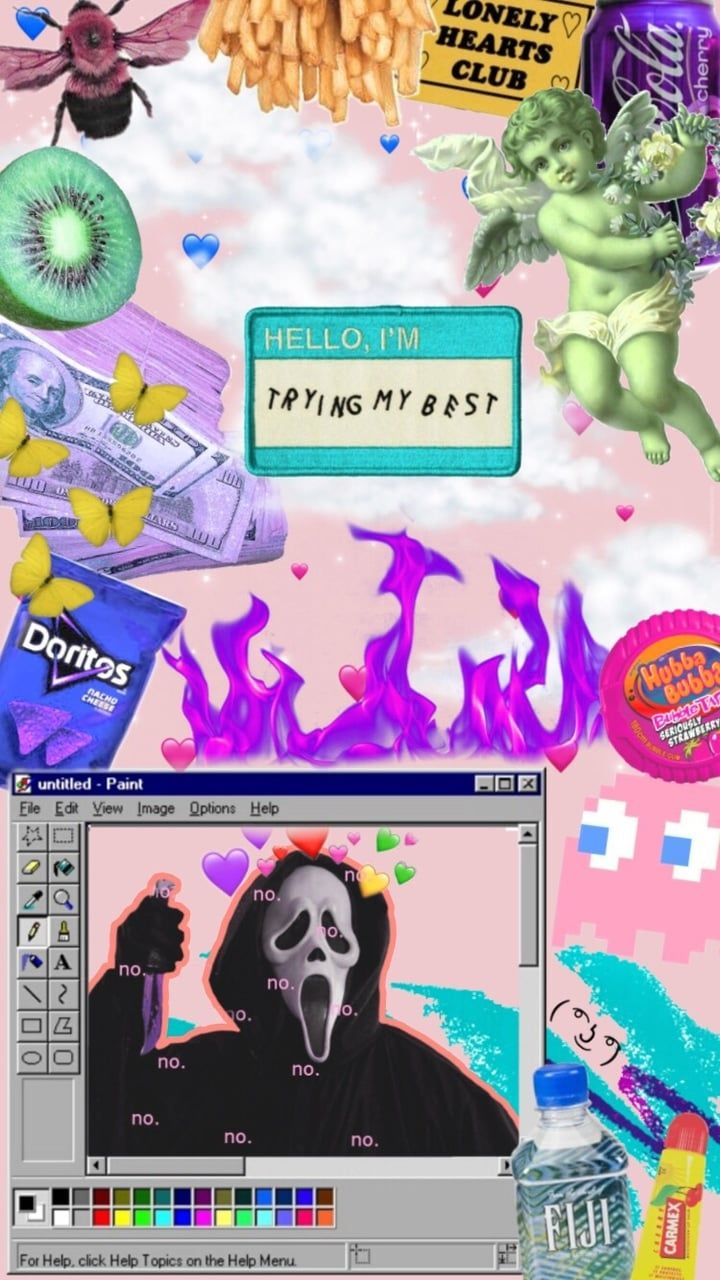 90s Aesthetic Wallpapers On Wallpaperdog