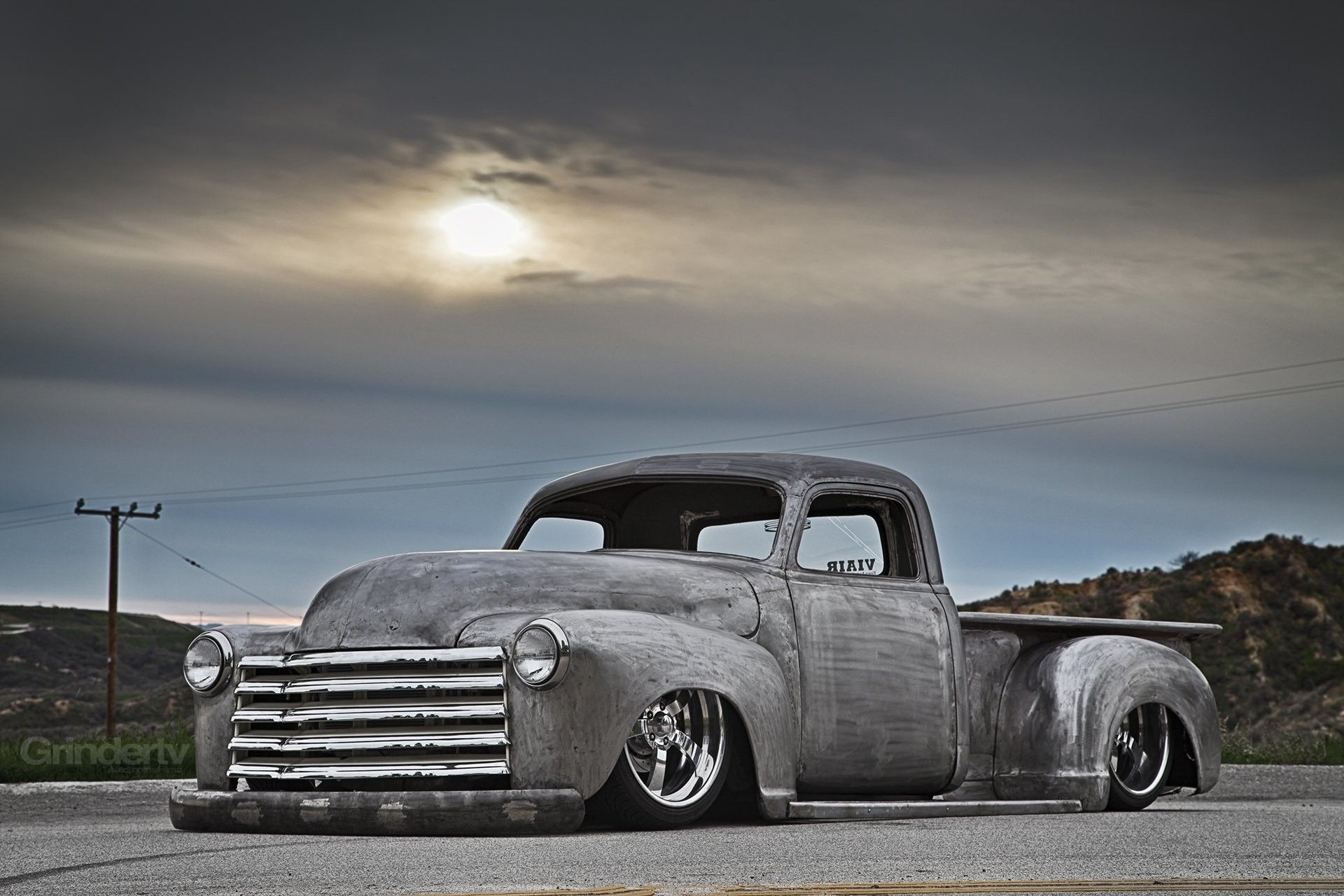 Large Classic Truck Wallpapers On Wallpaperdog