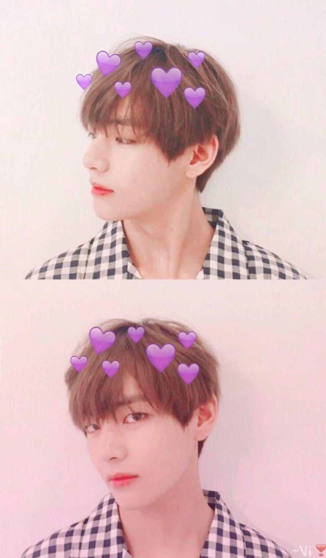 Tae Hyung Wallpapers On Wallpaperdog