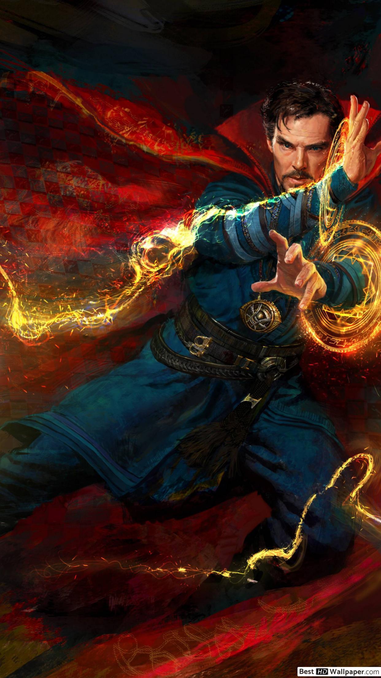 Doctor Strange Movie4k