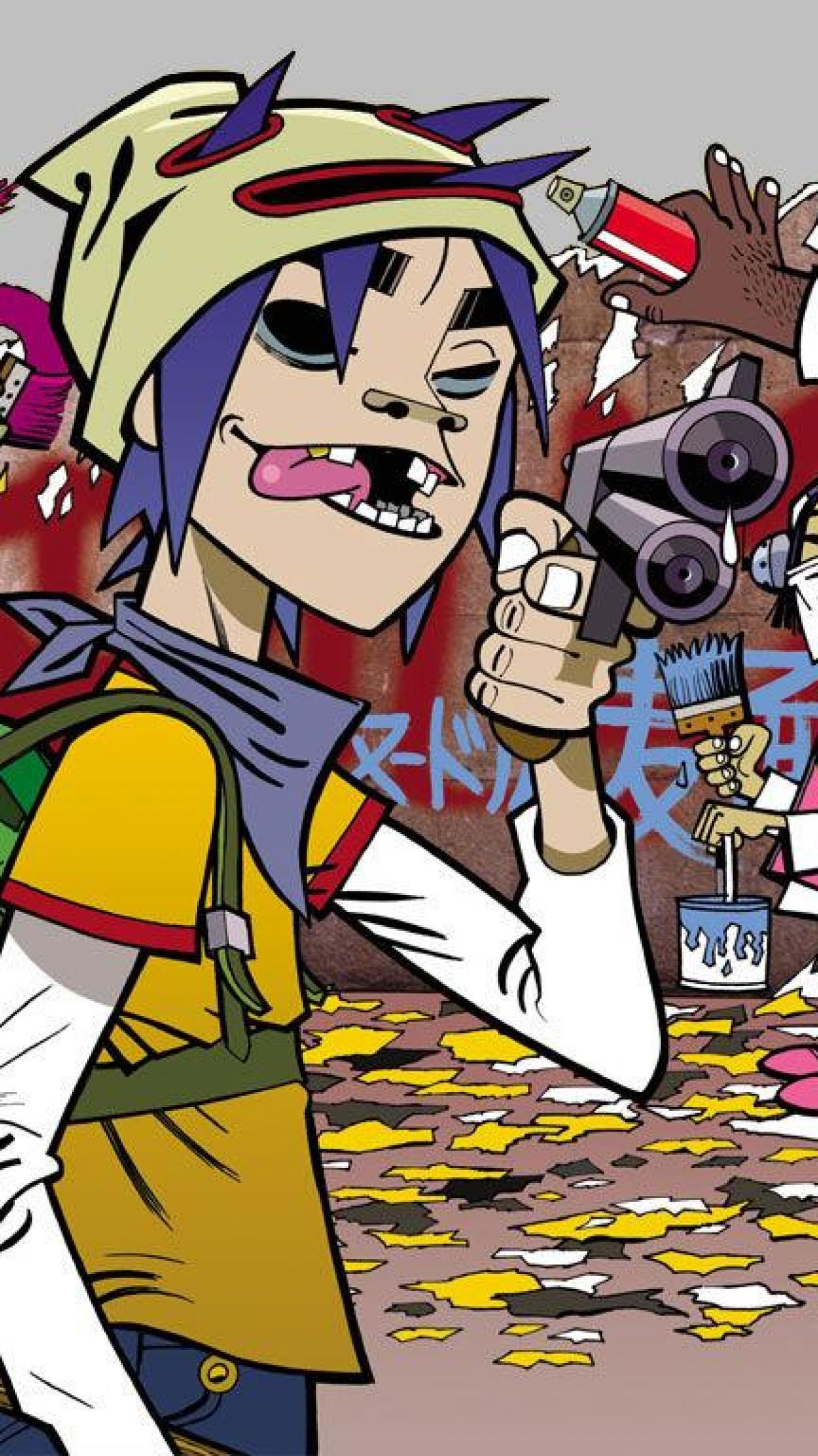 Hd Graffiti Wallpapers On Wallpaperdog