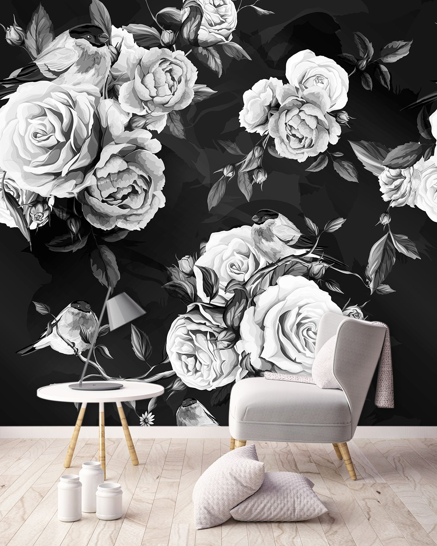 Large Flower Wallpapers on WallpaperDog