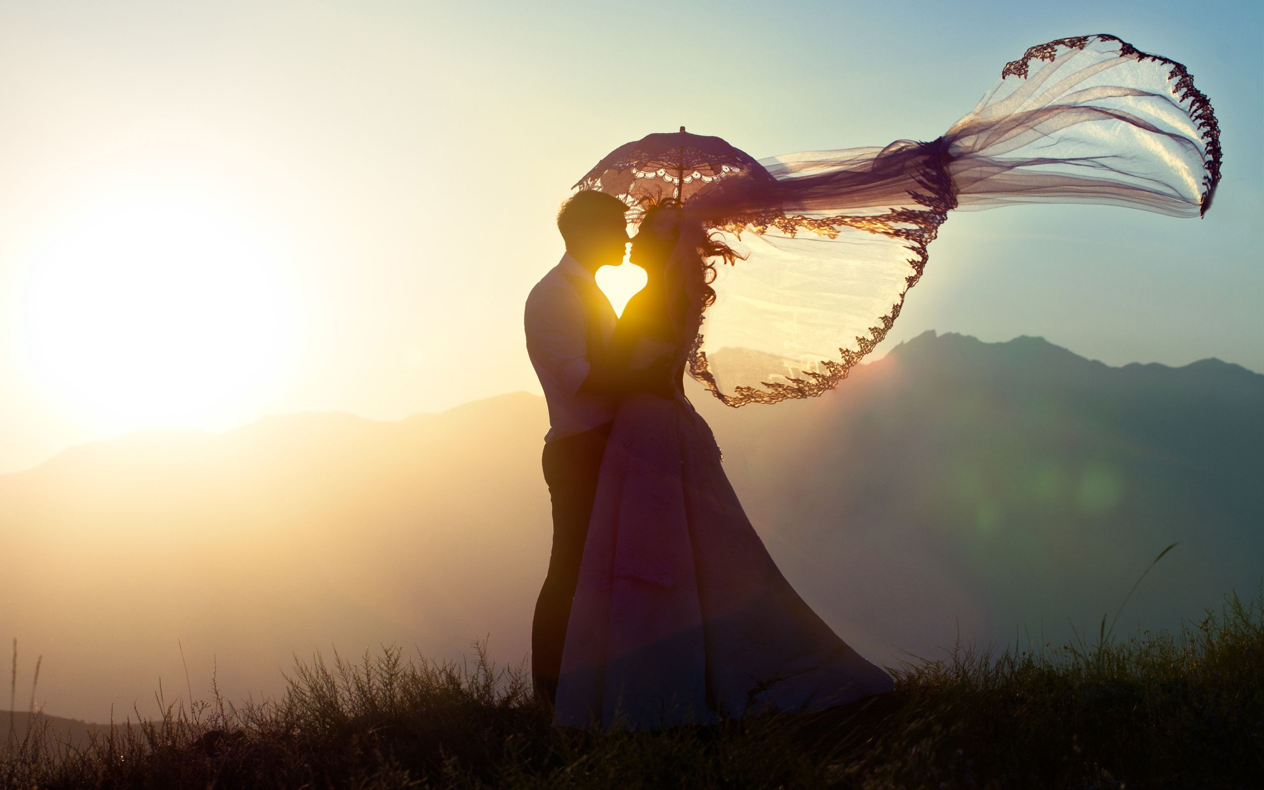 Wedding Romantic Couples Wallpapers