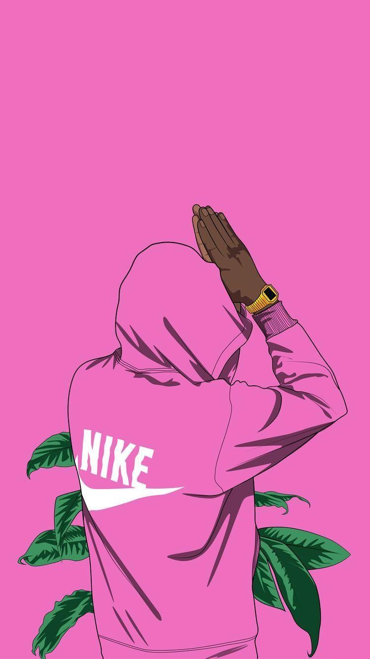 Asian Cartoon Nike Wallpapers on