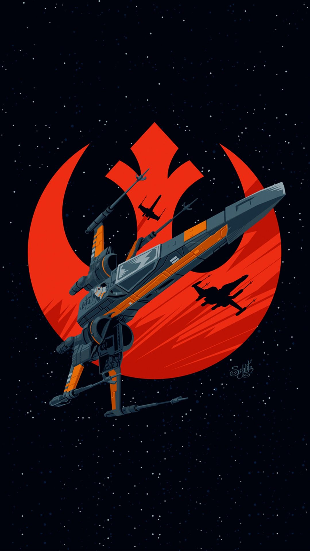 Star Wars Phone Wallpapers On Wallpaperdog