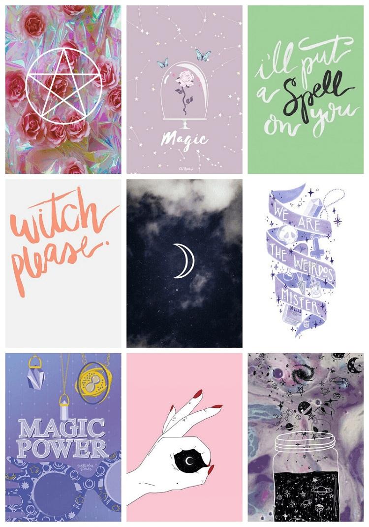 Witchcraft iPhone Wallpapers on WallpaperDog