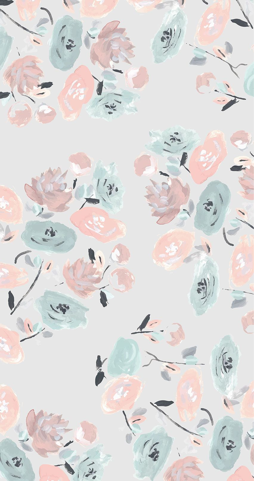 Real Floral iPhone Wallpapers on ...