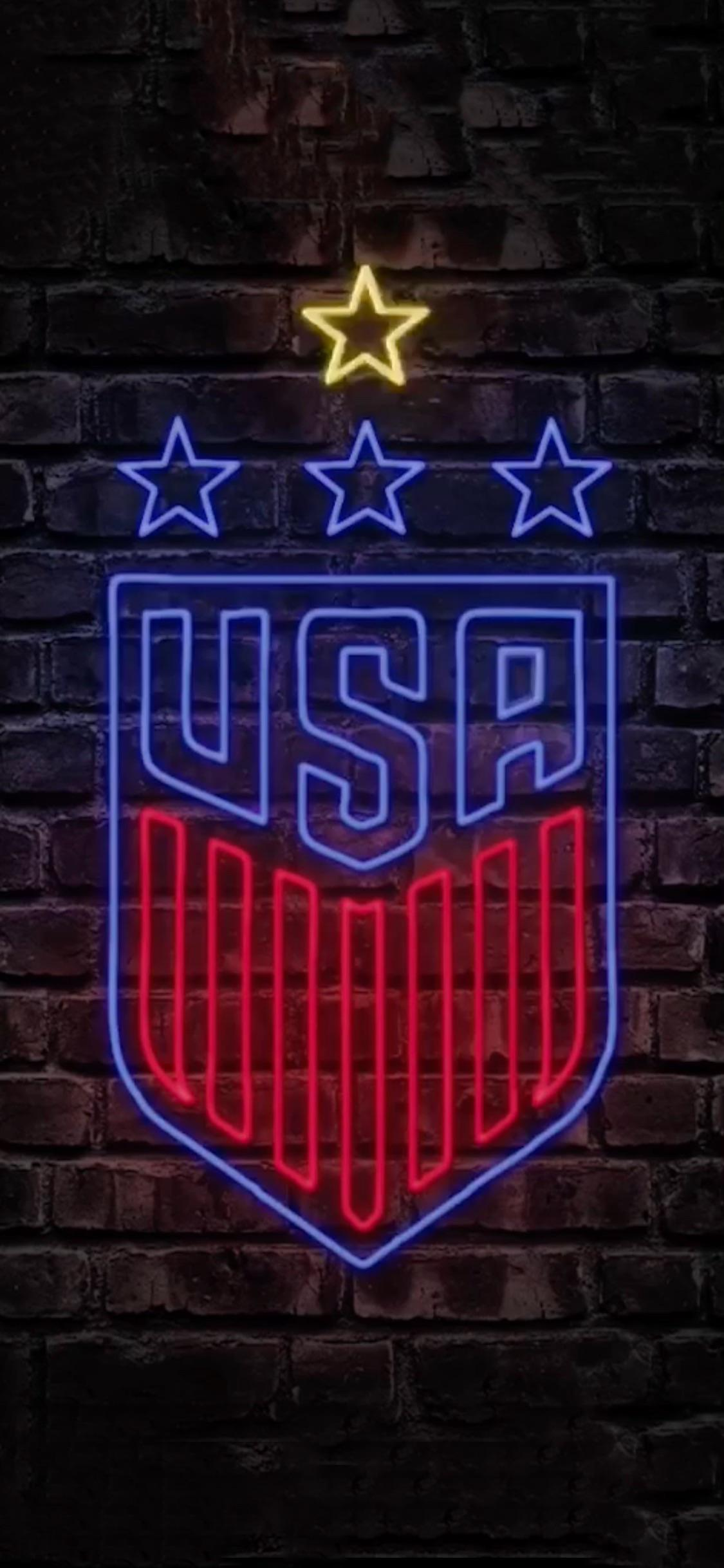 Usa Soccer Wallpapers On Wallpaperdog