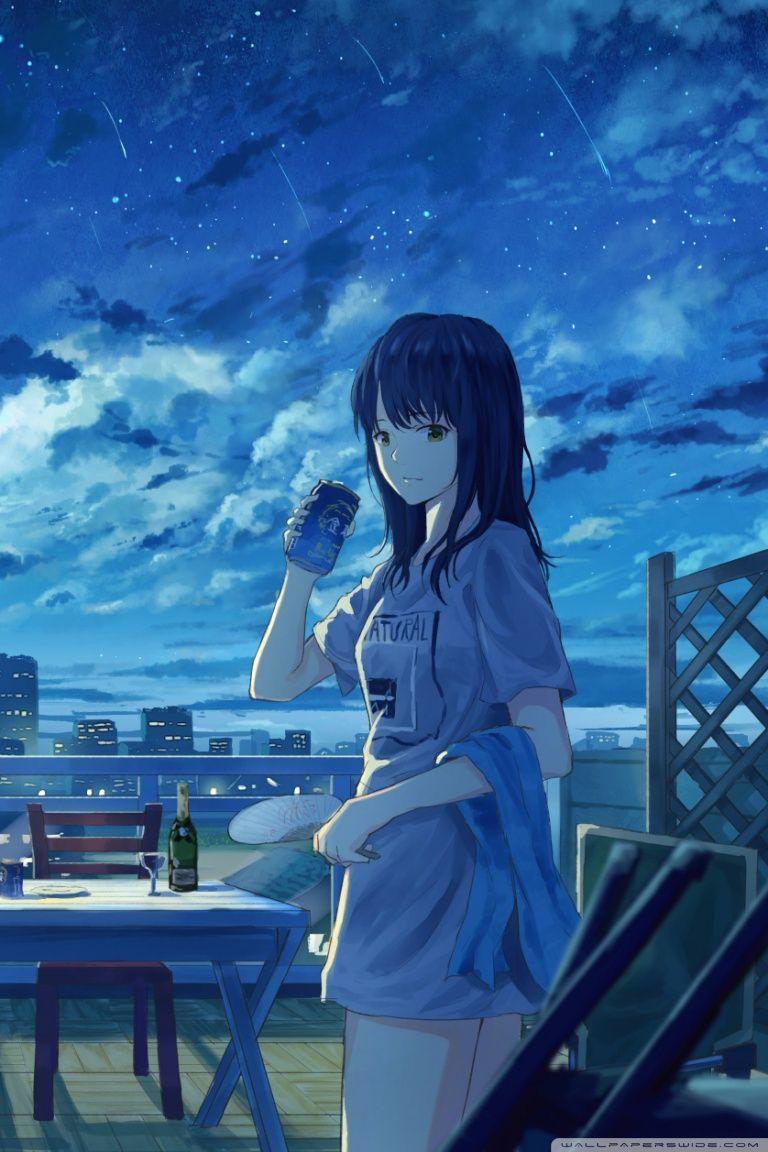 Smartphone Anime Wallpapers On Wallpaperdog
