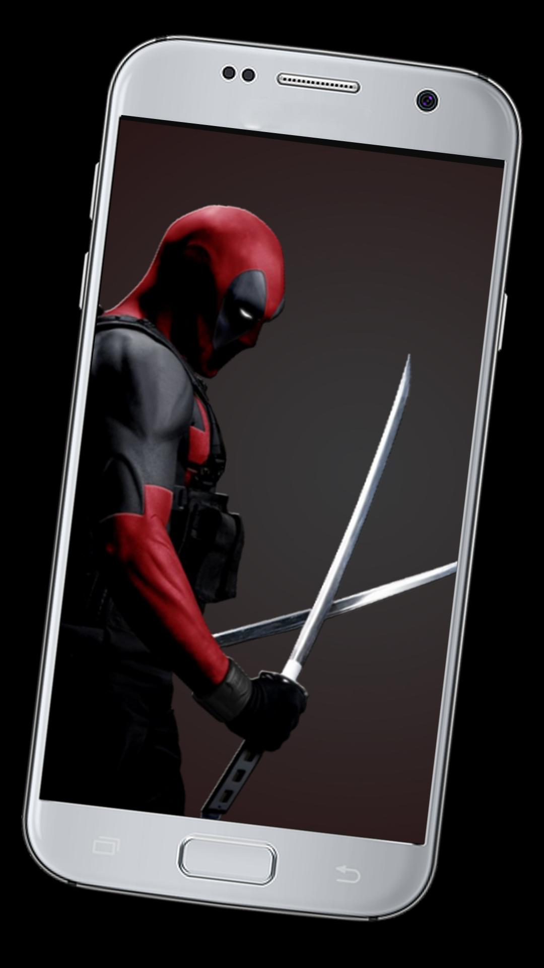 Deadpool Live Wallpapers on WallpaperDog