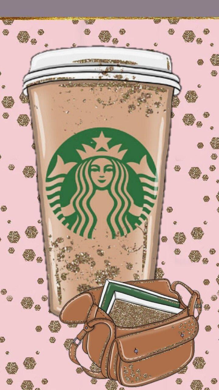 Cartoon Starbucks Wallpapers on WallpaperDog