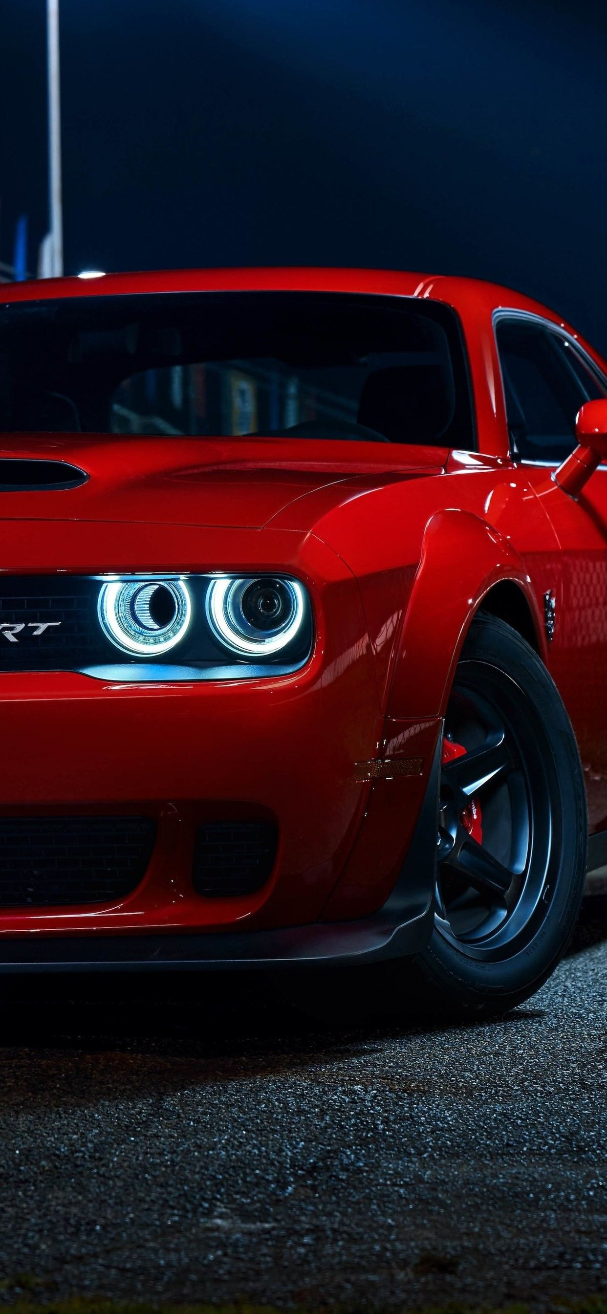 Dodge Demon Wallpapers On Wallpaperdog