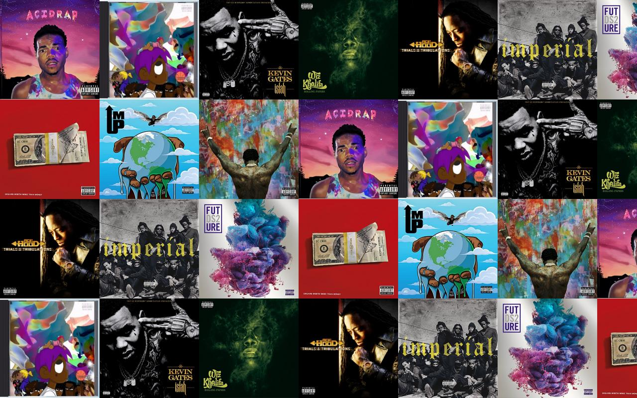 Lil Uzi Collage Wallpapers On Wallpaperdog