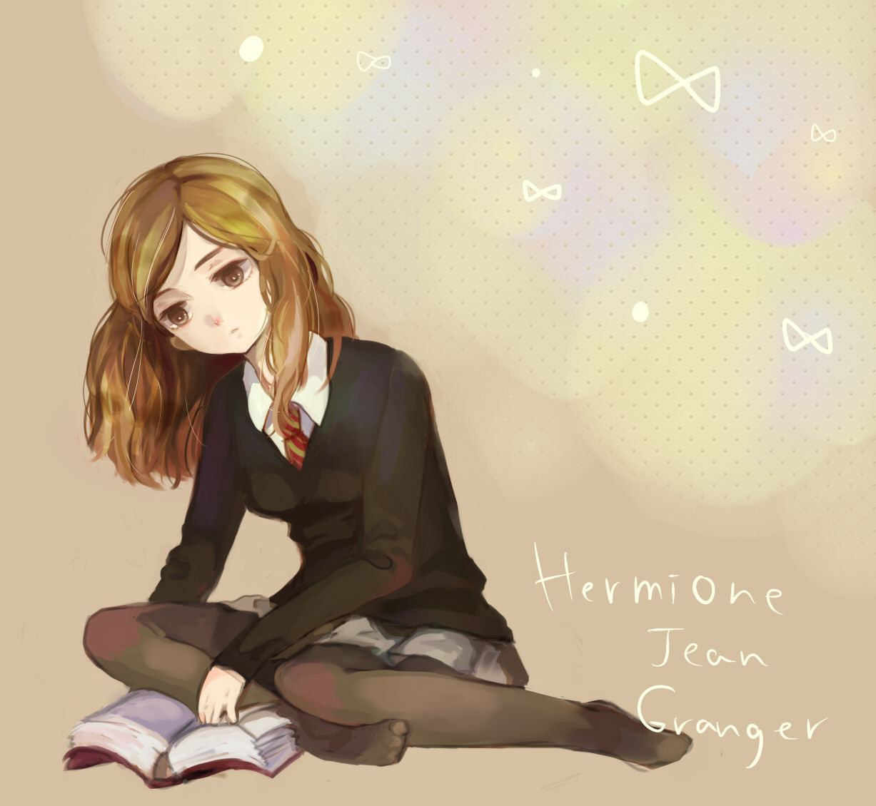 Hermione Anime Wallpapers On Wallpaperdog