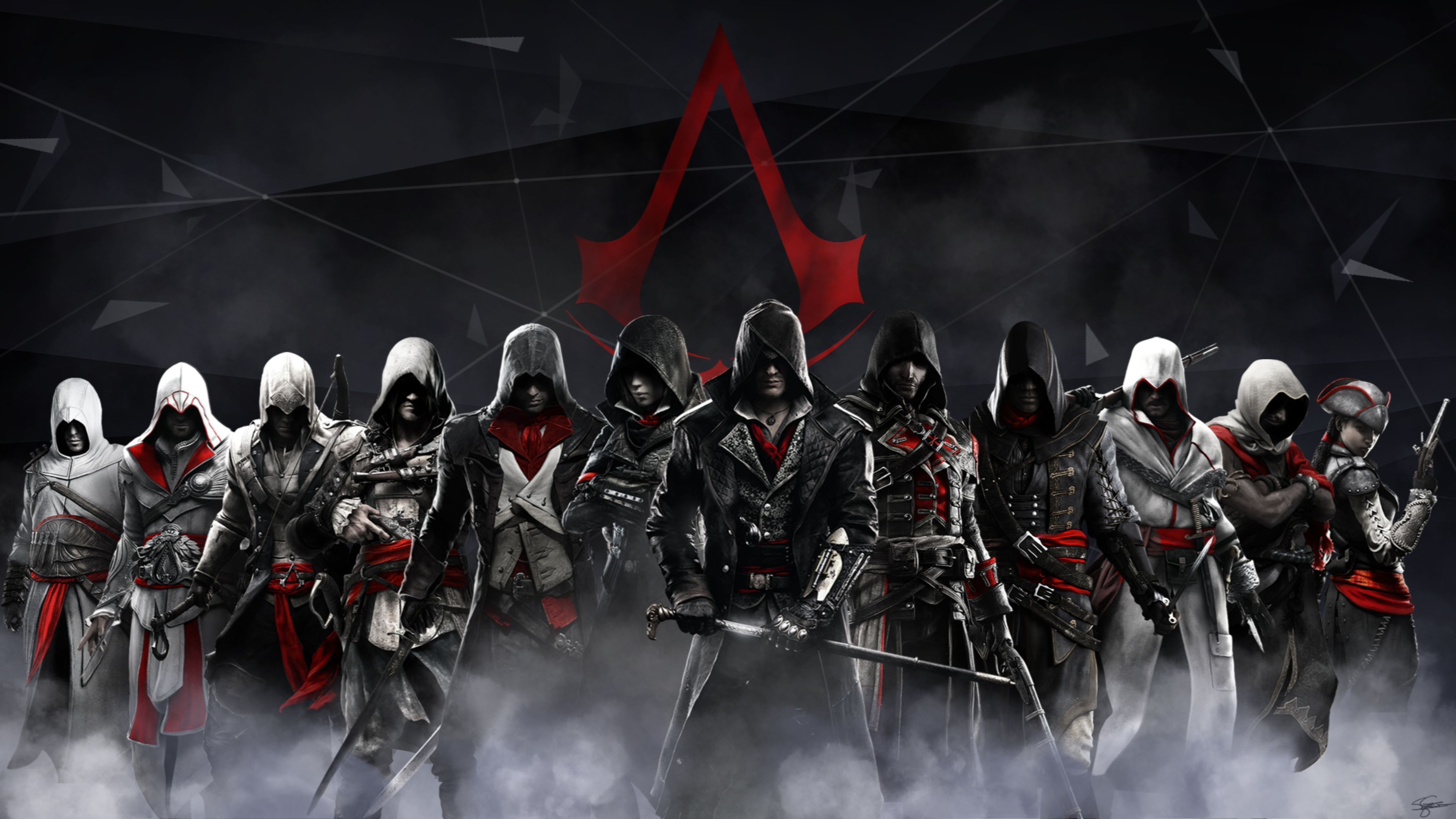 Assassin S Creed Wallpapers On Wallpaperdog