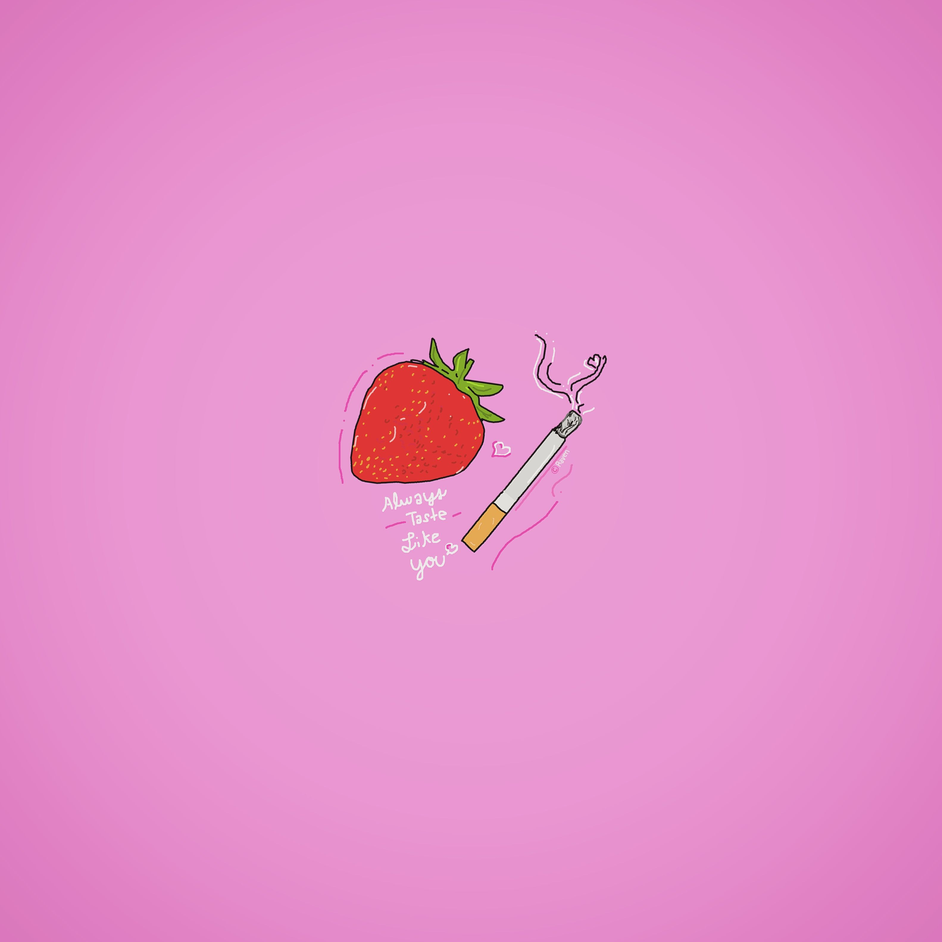 Strawberry Aesthetic Wallpapers On Wallpaperdog Find 26 images that you can add to blogs, websites, or as desktop and phone wallpapers. strawberry aesthetic wallpapers on