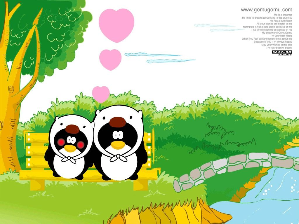 Korean Cartoon Wallpapers On Wallpaperdog