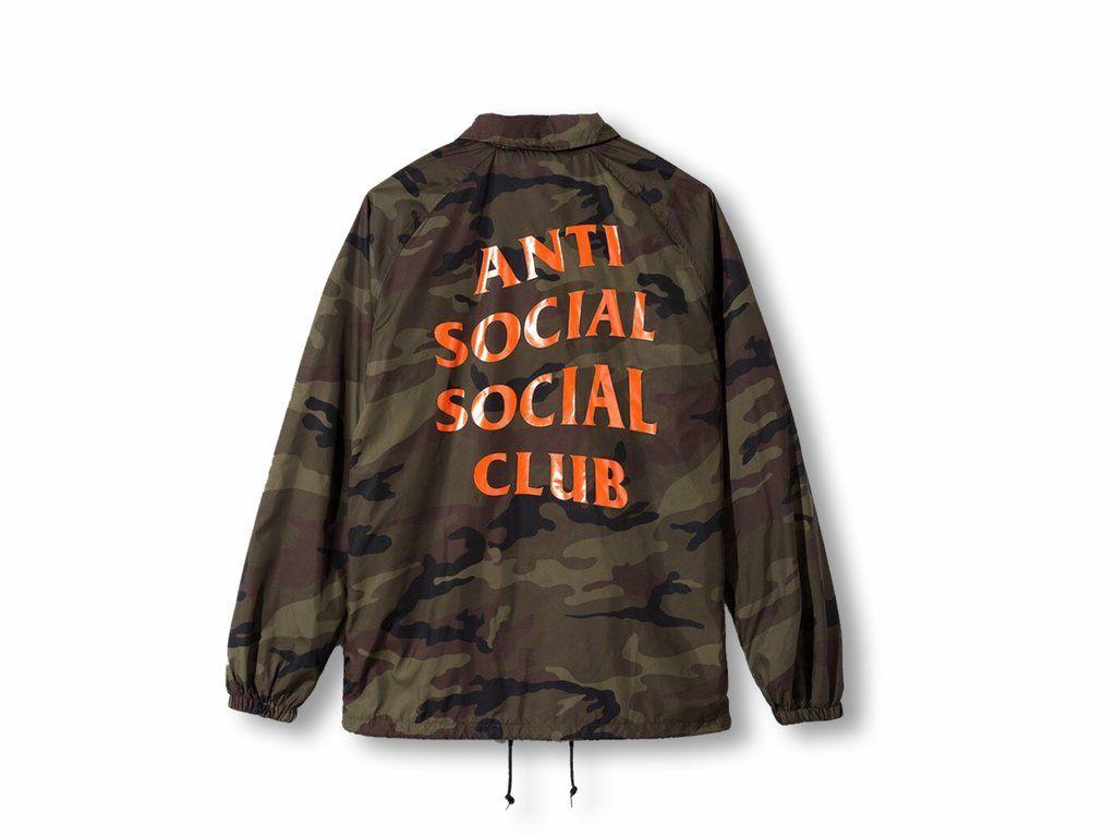 Anti Social Social Club Camo Wallpapers on WallpaperDog