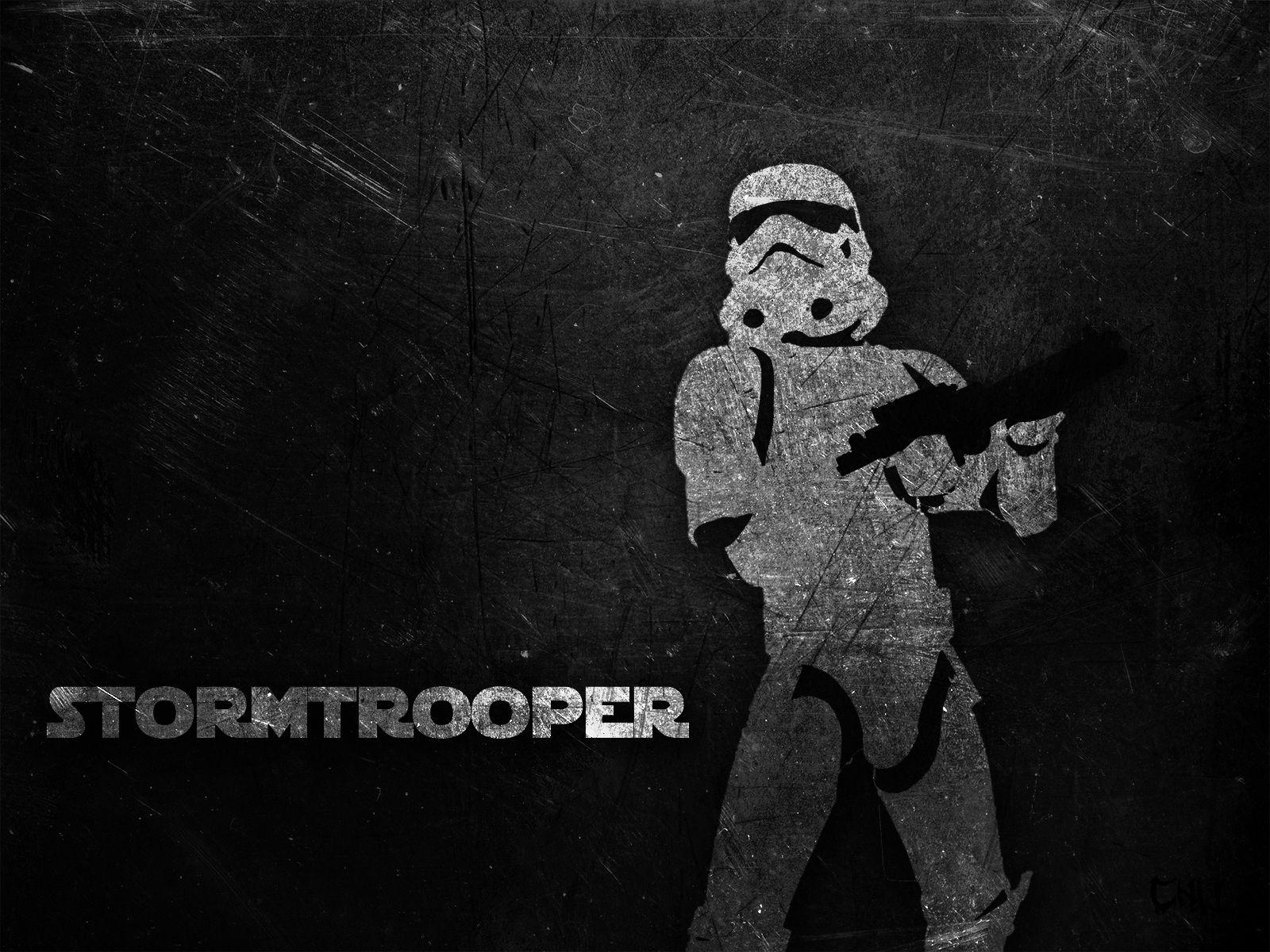 Star Wars Stormtrooper Wallpapers On Wallpaperdog