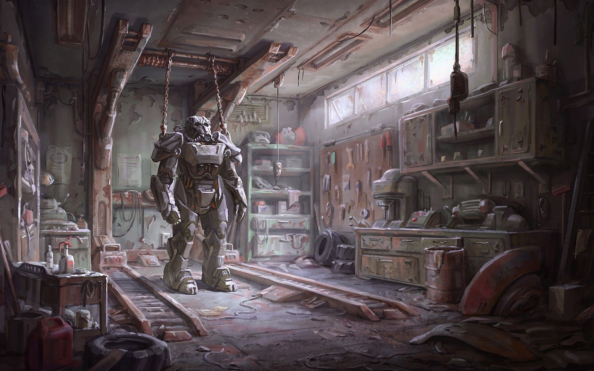 Fallout 4 4k Wallpapers On Wallpaperdog
