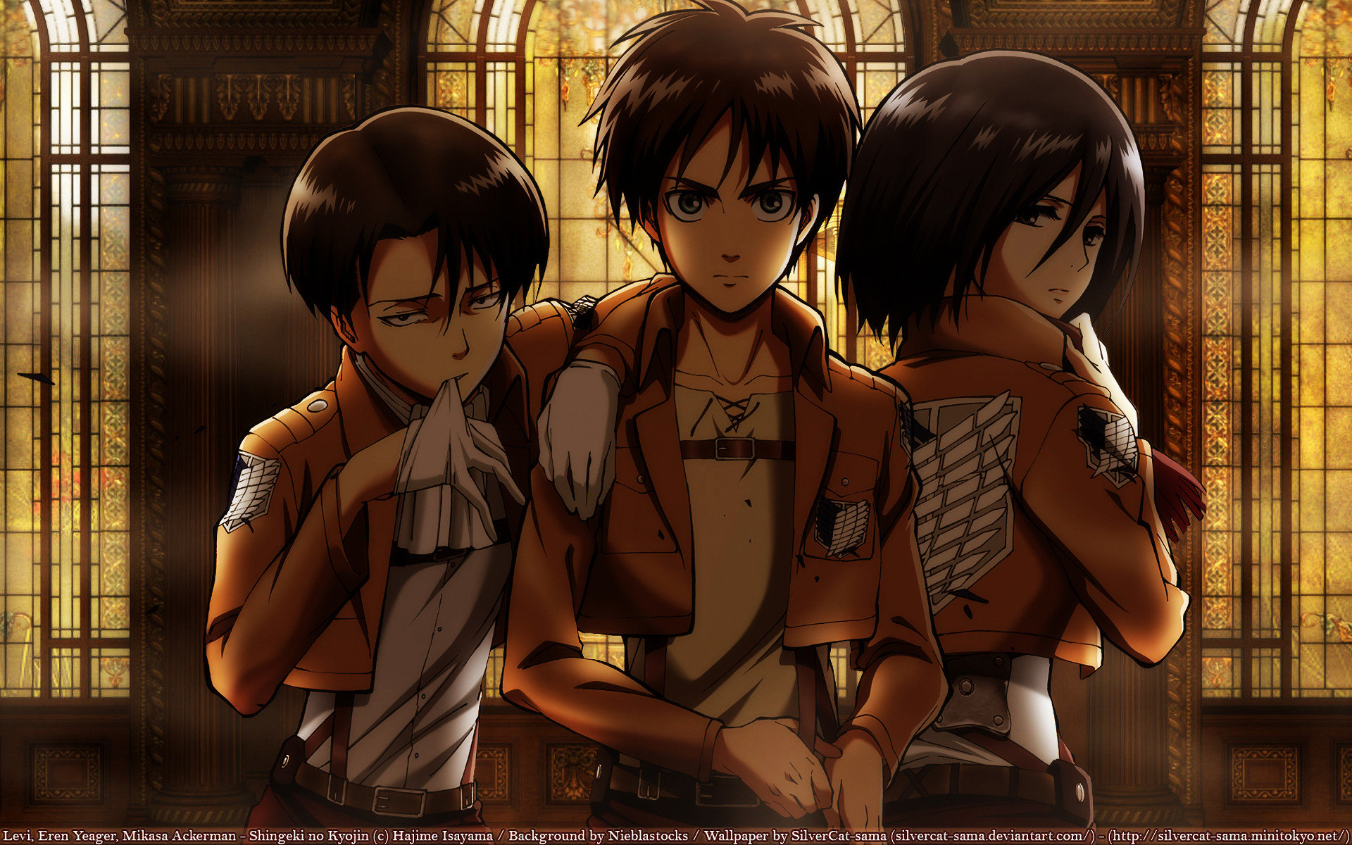 Levi Attack On Titan Wallpapers On Wallpaperdog You can also upload and share your favorite levi ackerman wallpapers. levi attack on titan wallpapers on