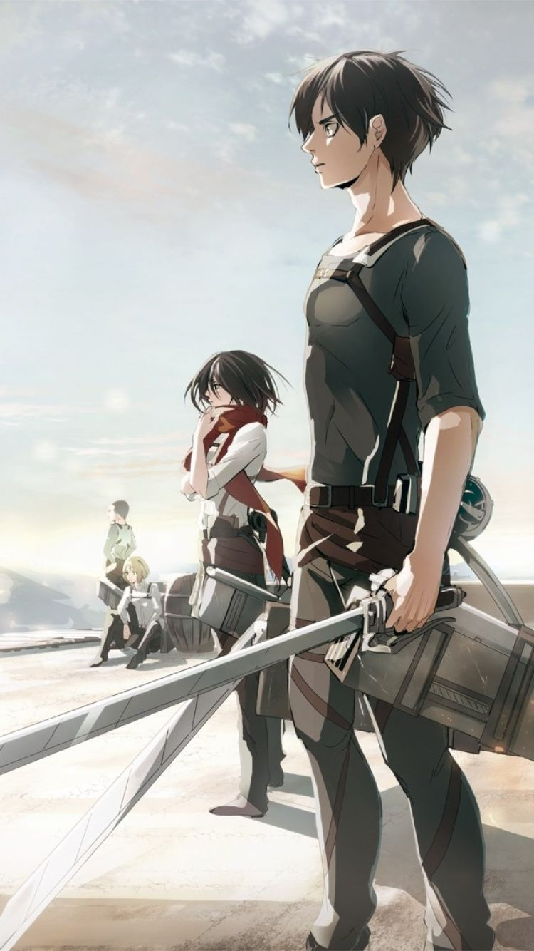 Featured image of post Aot Levi Wallpaper Iphone