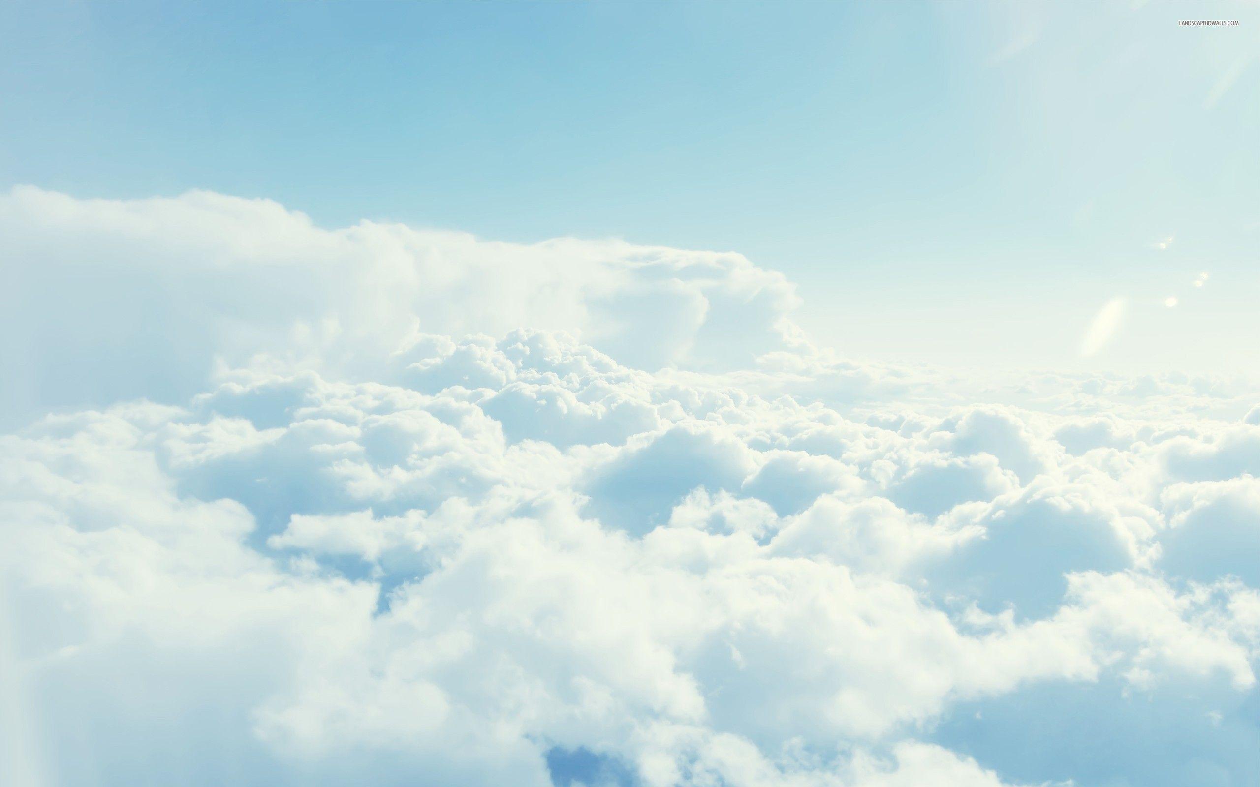 Aesthetic Cloud Desktop Wallpapers On Wallpaperdog