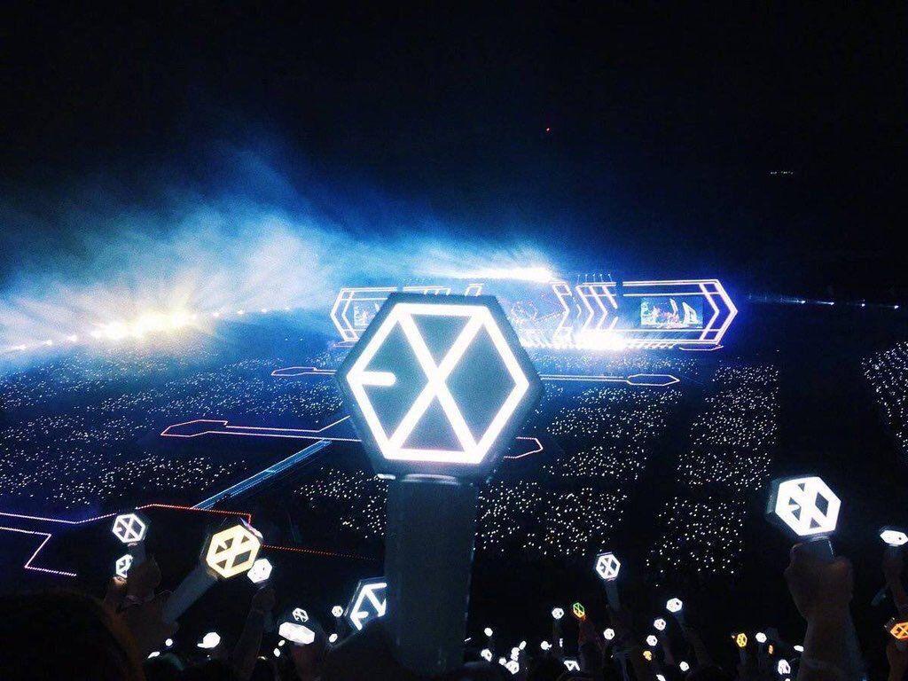 EXO Light Stick Wallpapers on WallpaperDog