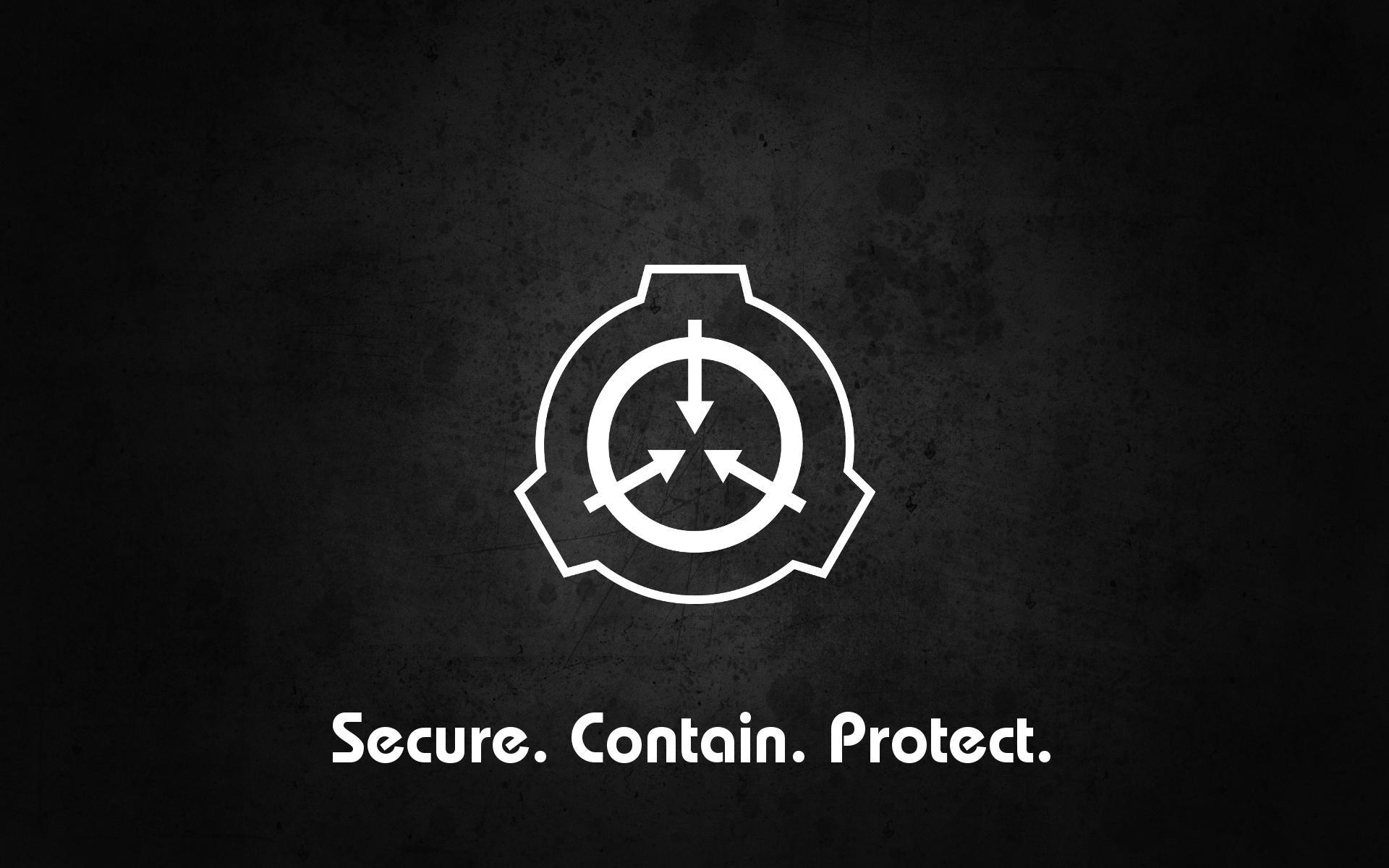 Scp Foundation Logo Wallpapers On Wallpaperdog