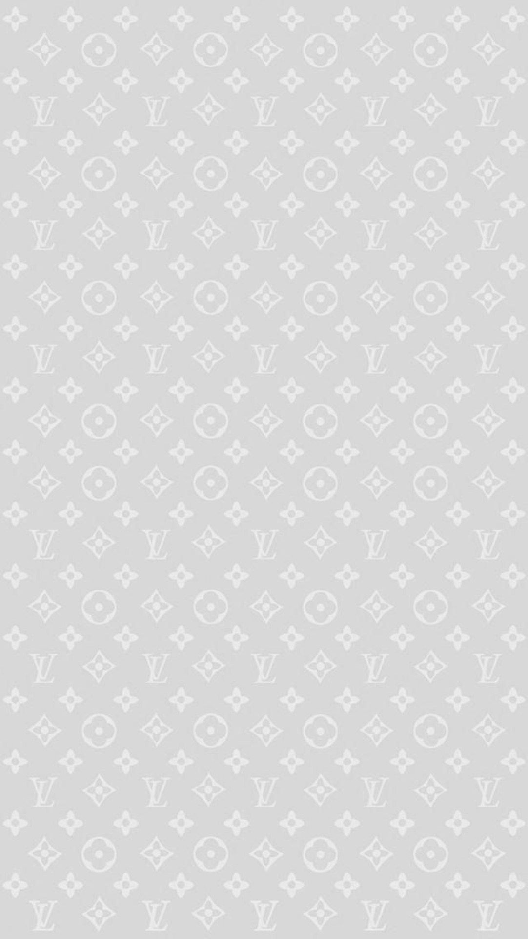 Louis Vuitton White Iphone Wallpapers On Wallpaperdog