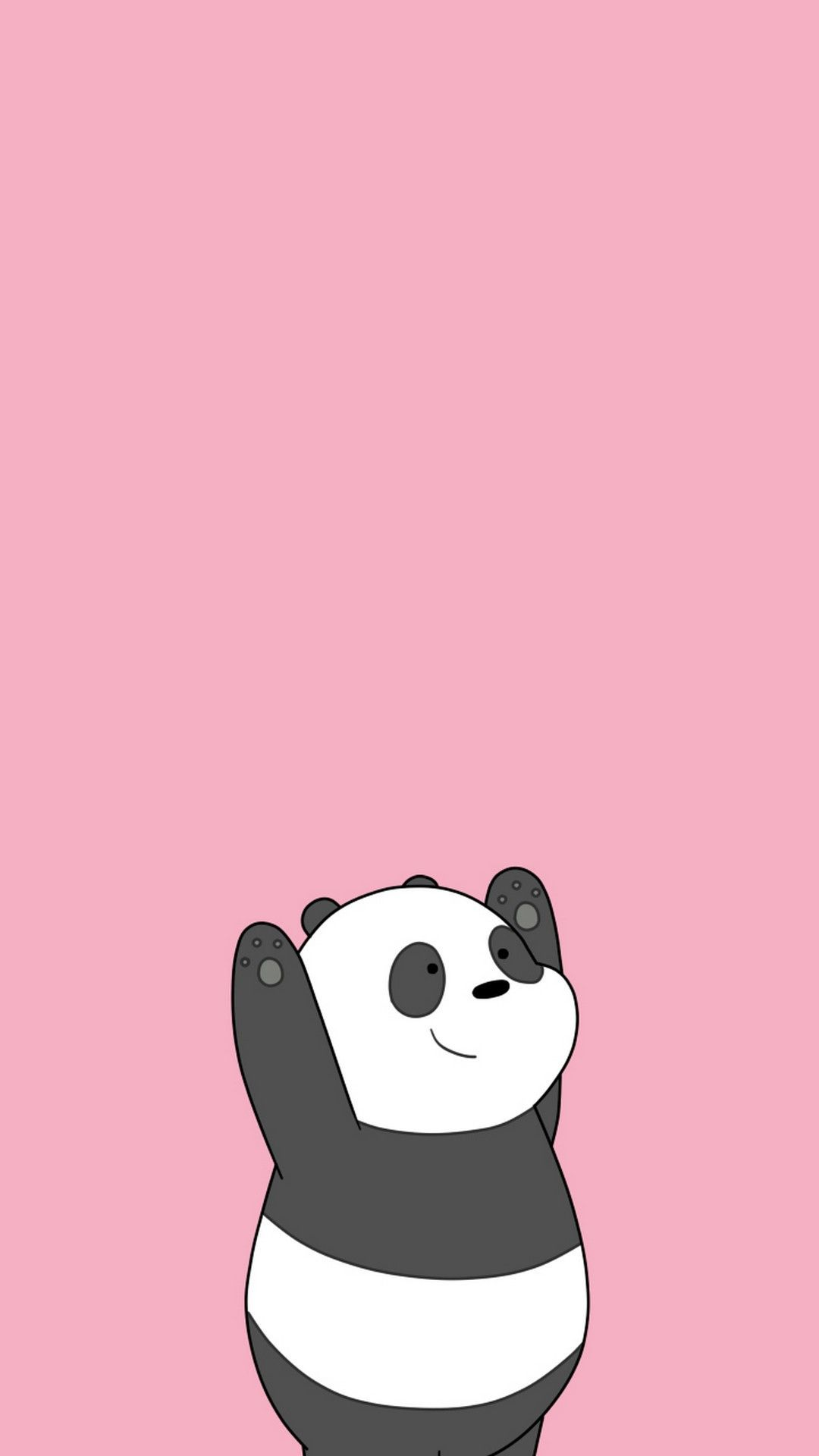 Cute Anime Panda Wallpapers On Wallpaperdog