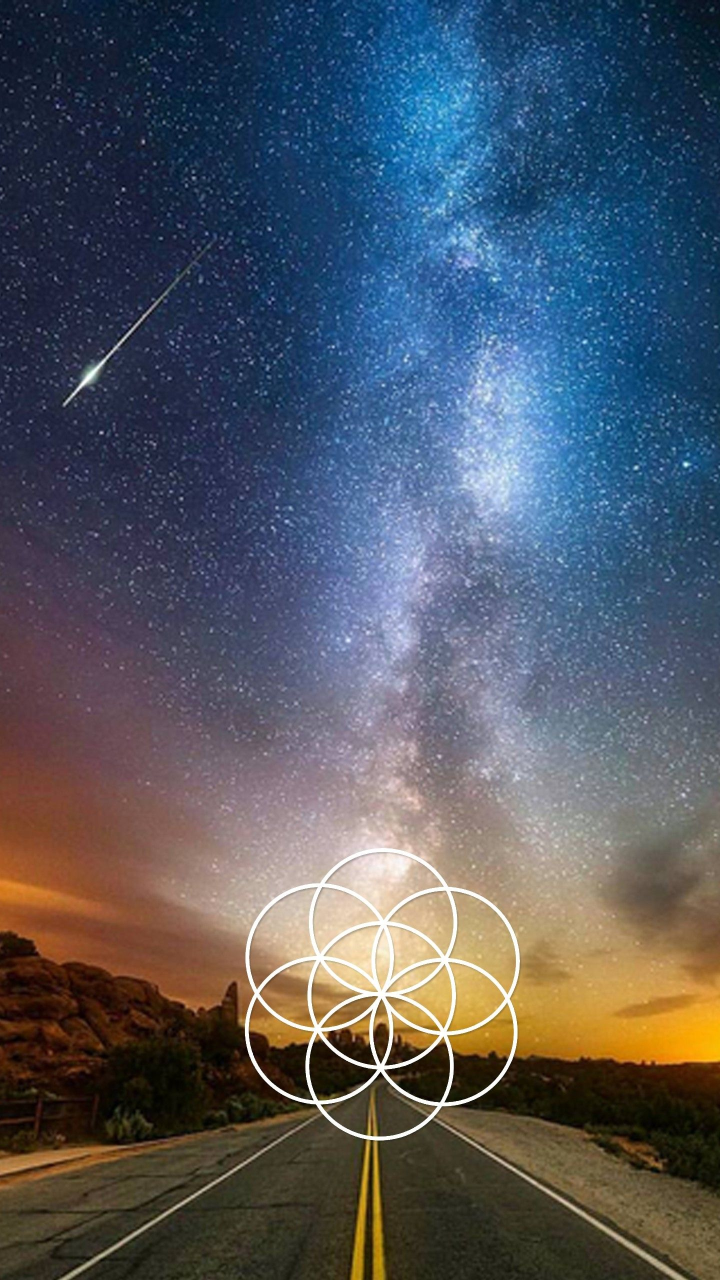 Flower Of Life Wallpapers On Wallpaperdog