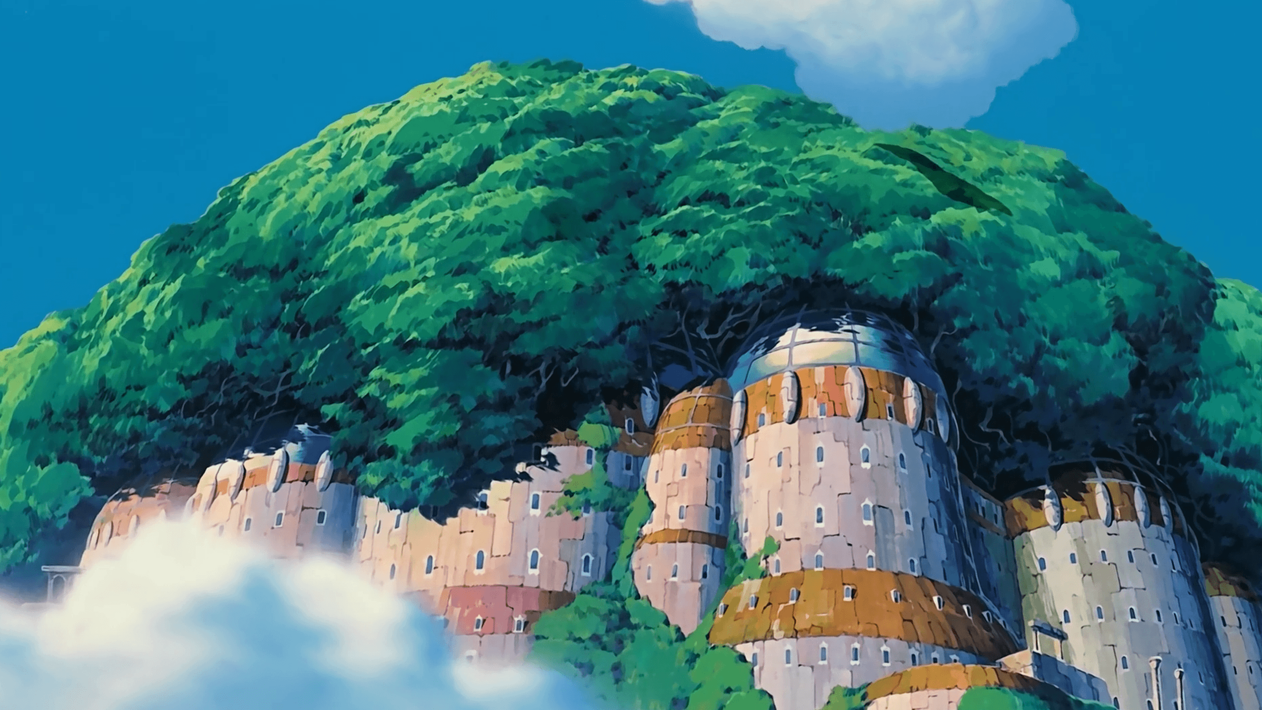 Studio Ghibli Laptop Wallpapers On Wallpaperdog