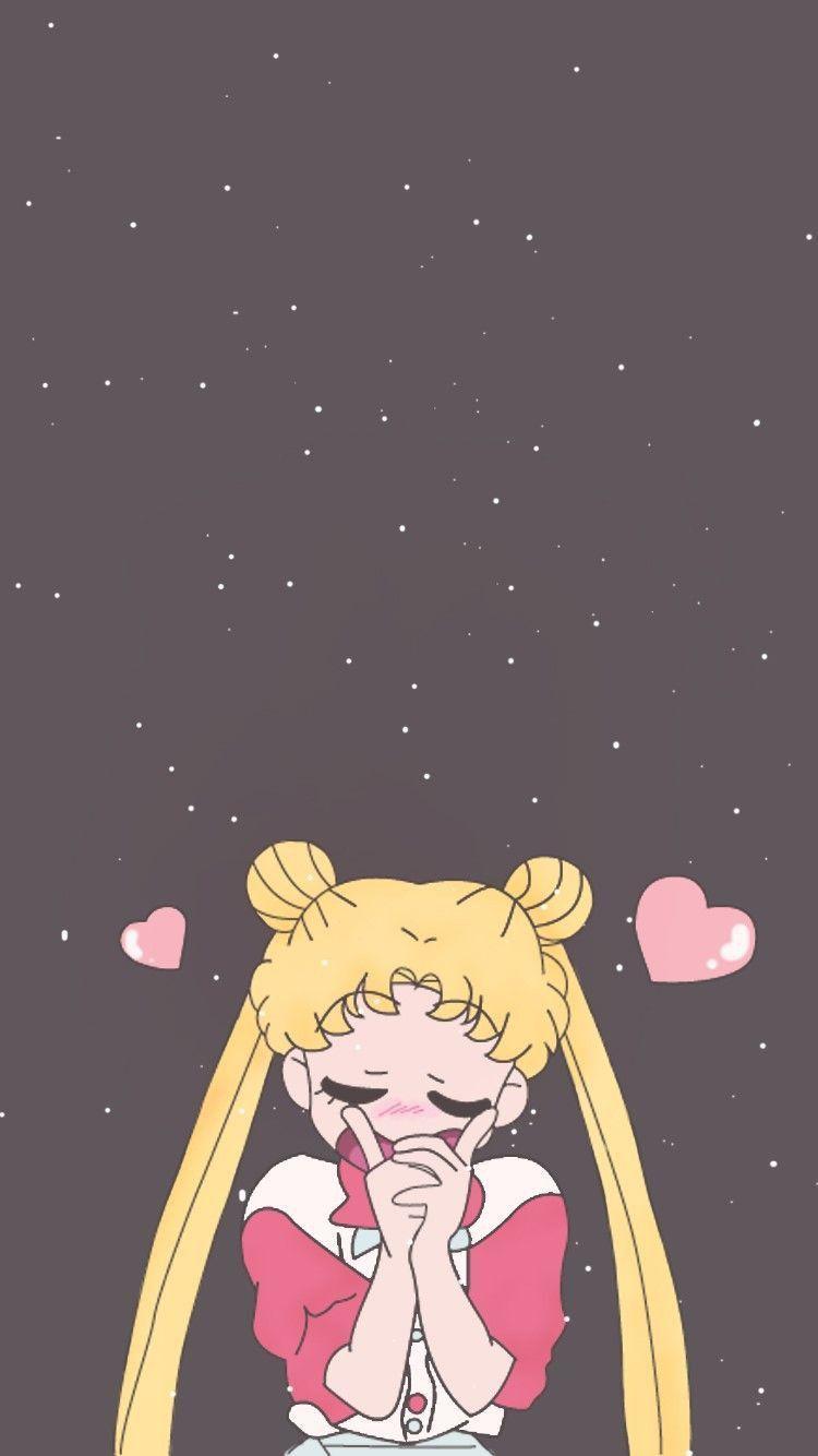 Aesthetic Sailor Moon Wallpapers on WallpaperDog